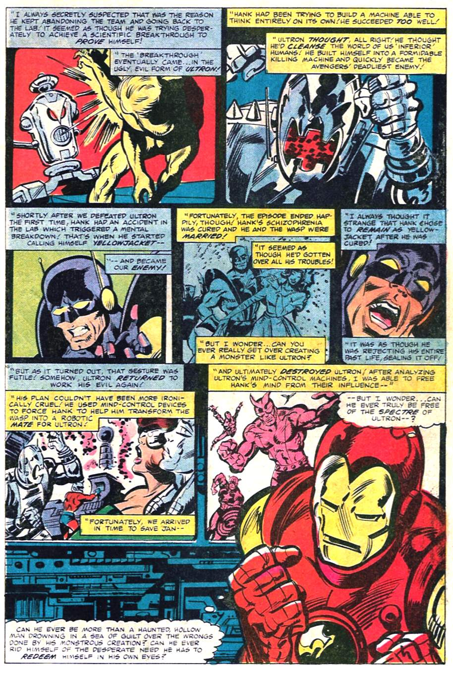 The Avengers (1963) 213 Page 7