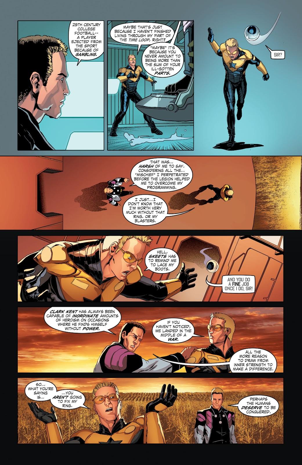 Read online Smallville Season 11 [II] comic -  Issue # TPB 4 - 51