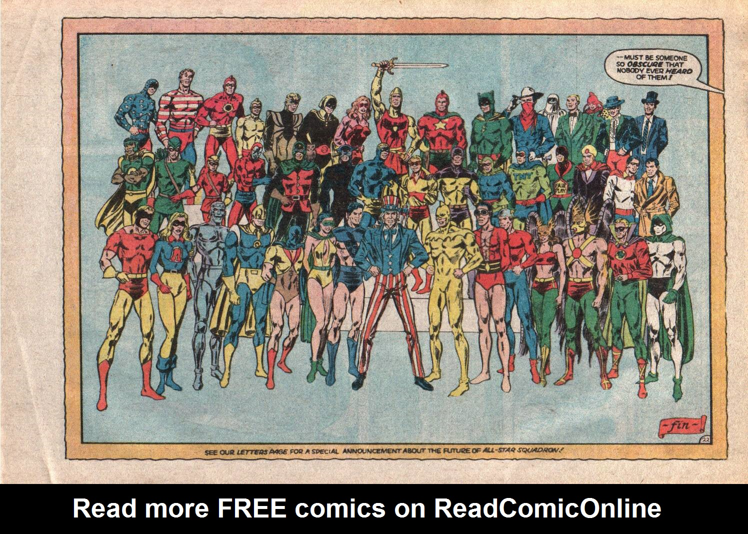 Read online All-Star Squadron comic -  Issue #60 - 32