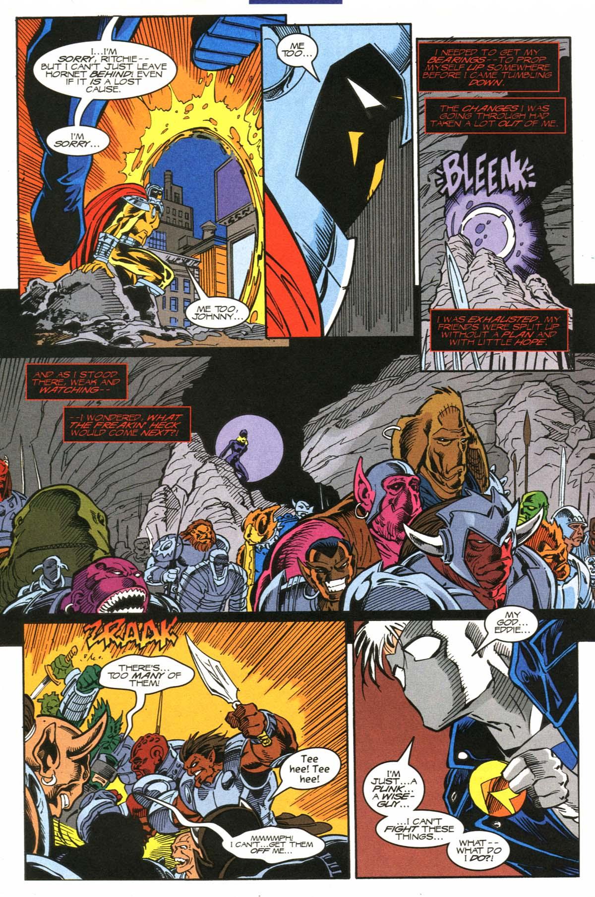 Read online Slingers comic -  Issue #12 - 9