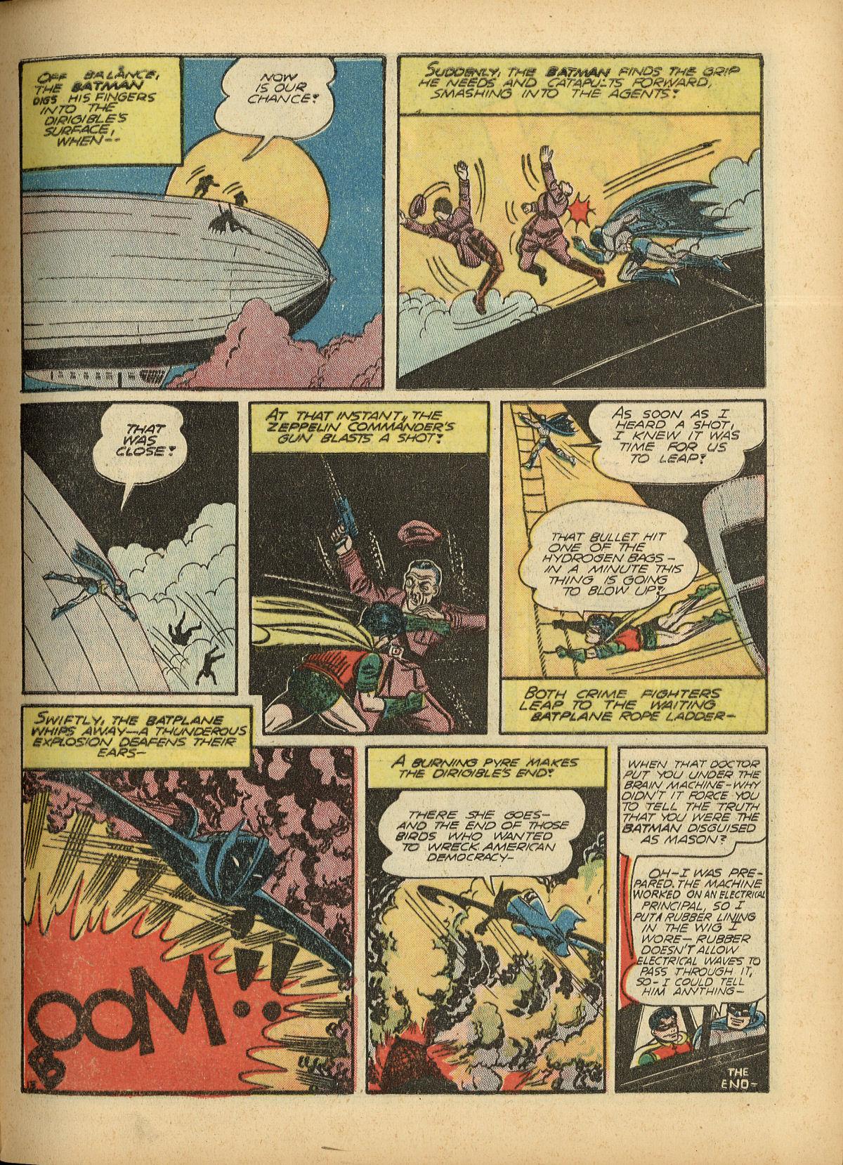Read online Detective Comics (1937) comic -  Issue #55 - 15