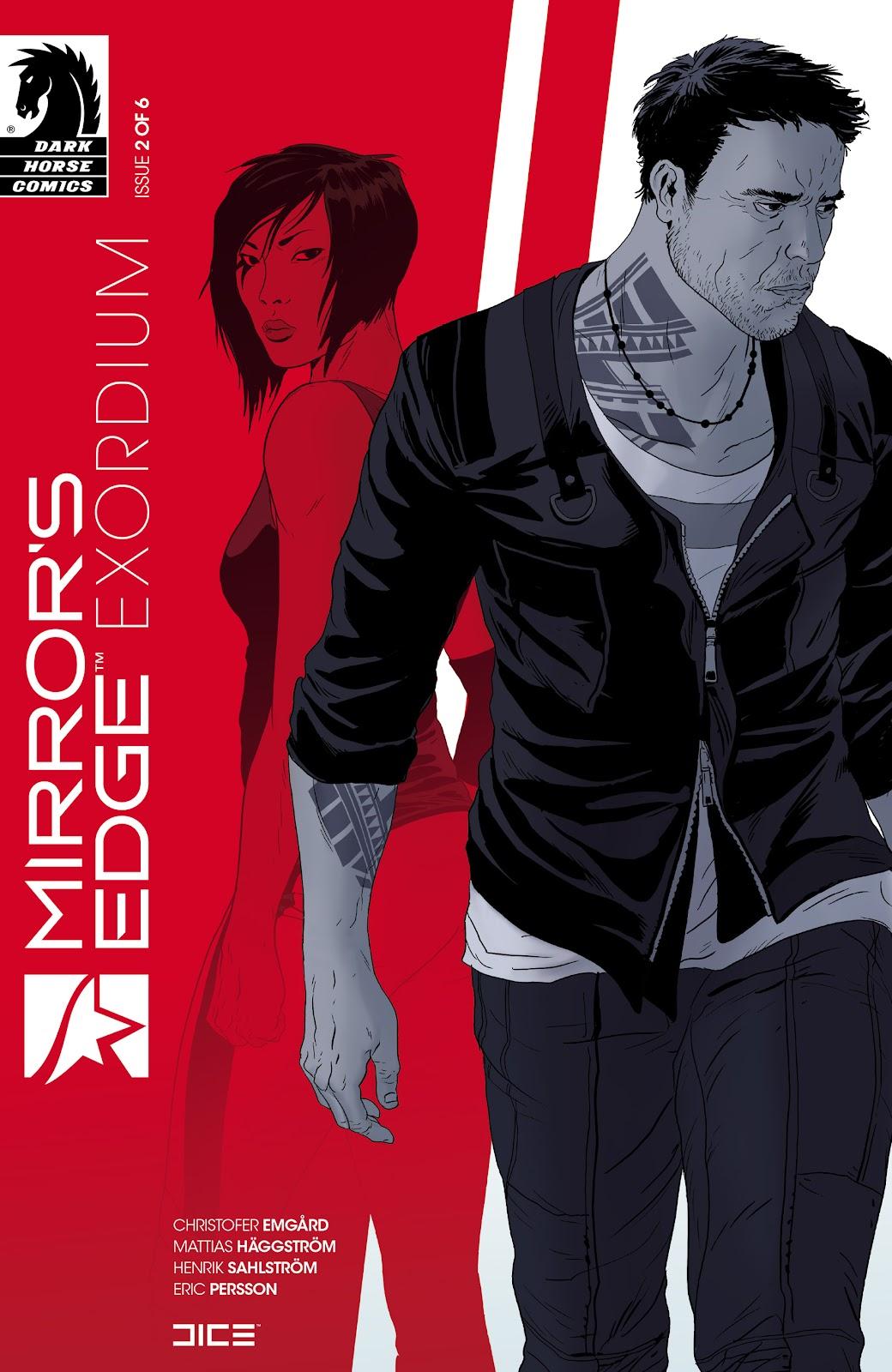 Mirror's Edge: Exordium issue 2 - Page 1