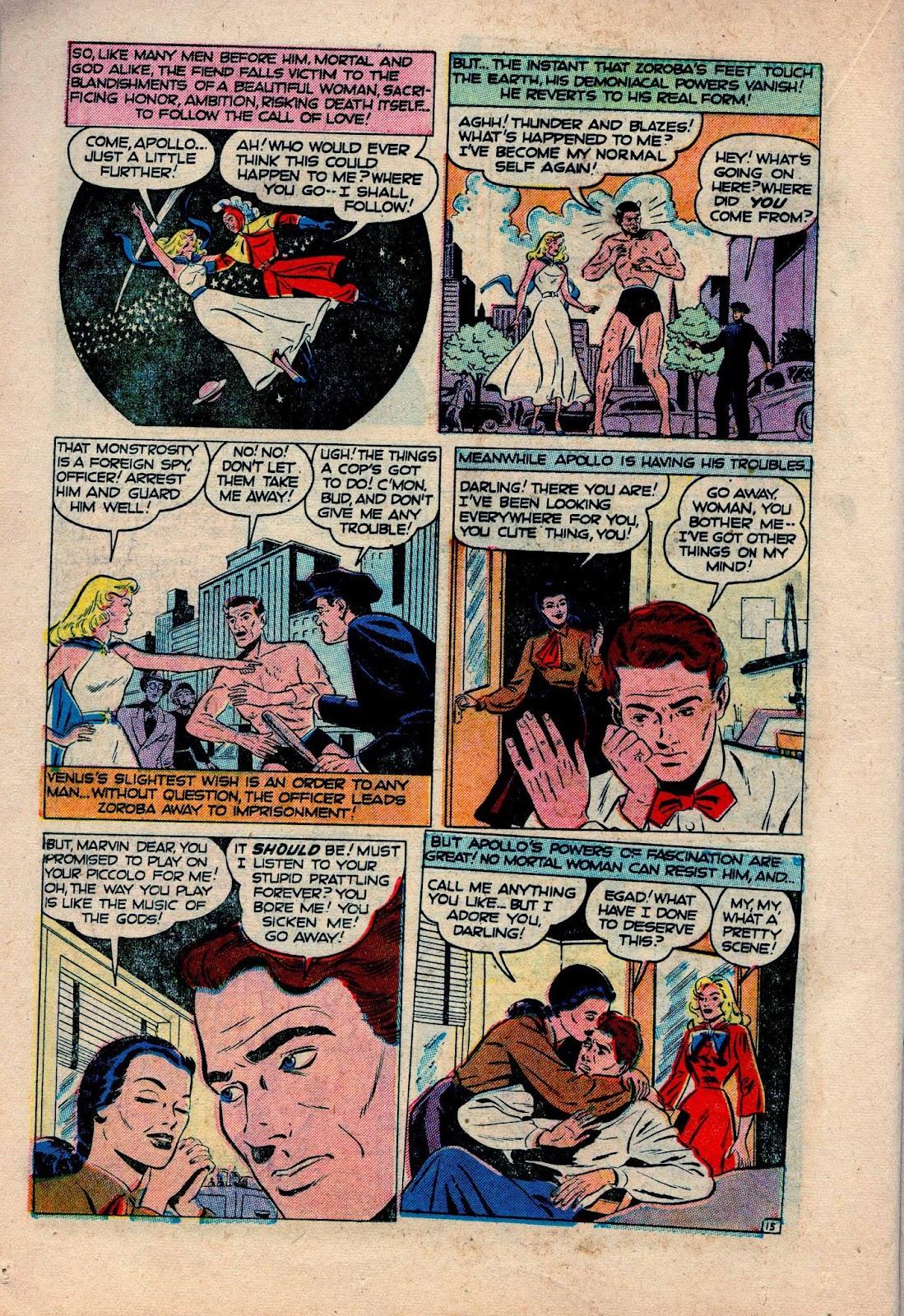 Venus (1948) issue 9 - Page 22