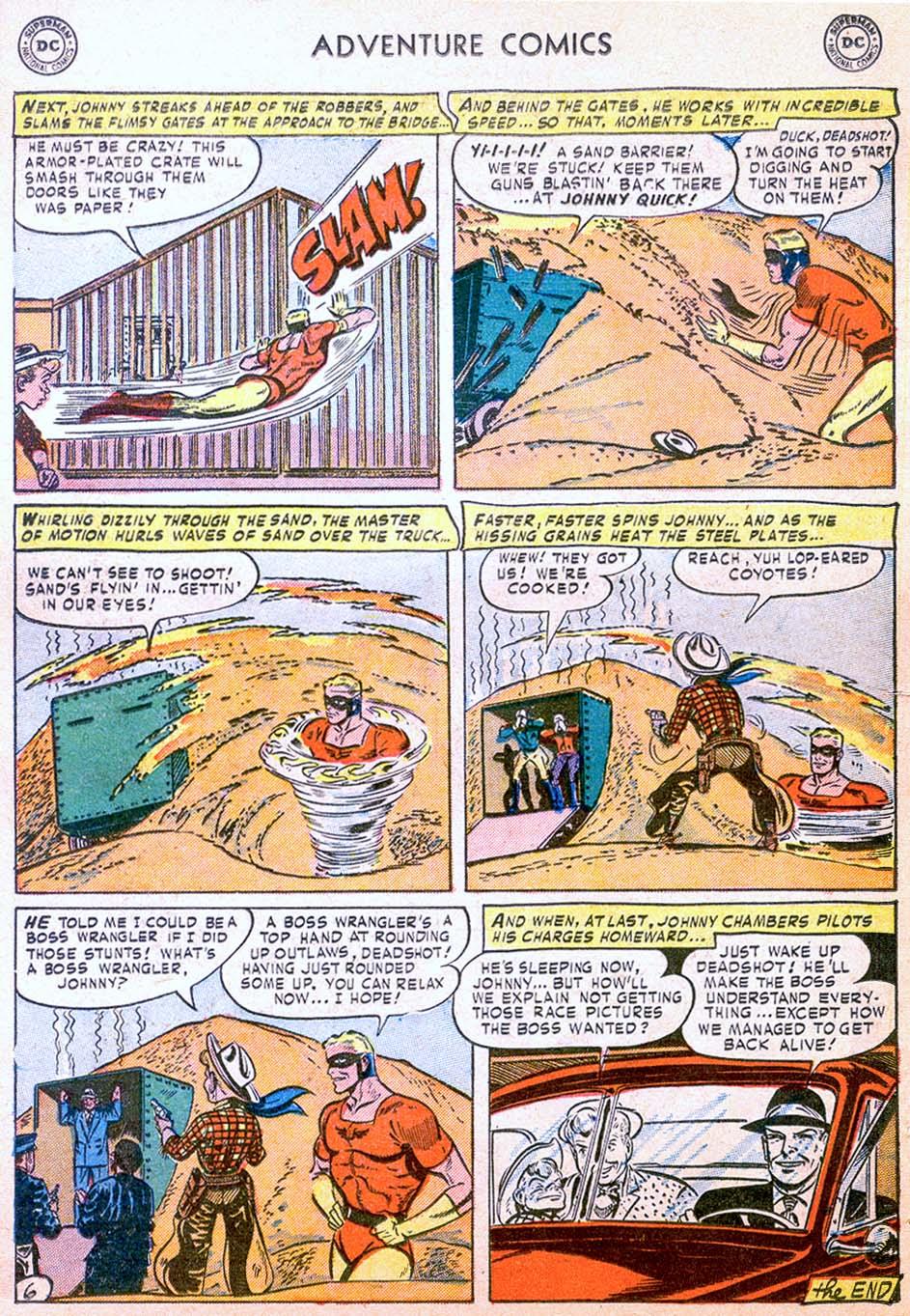 Read online Adventure Comics (1938) comic -  Issue #178 - 30