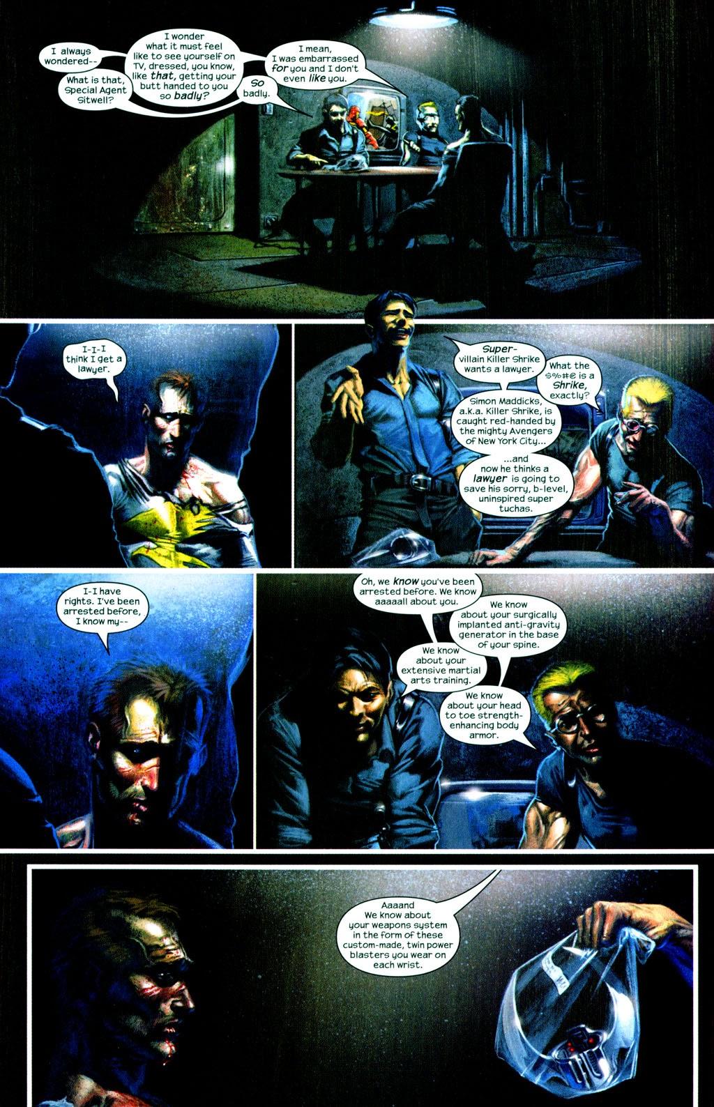 Read online Secret War comic -  Issue #1 - 11