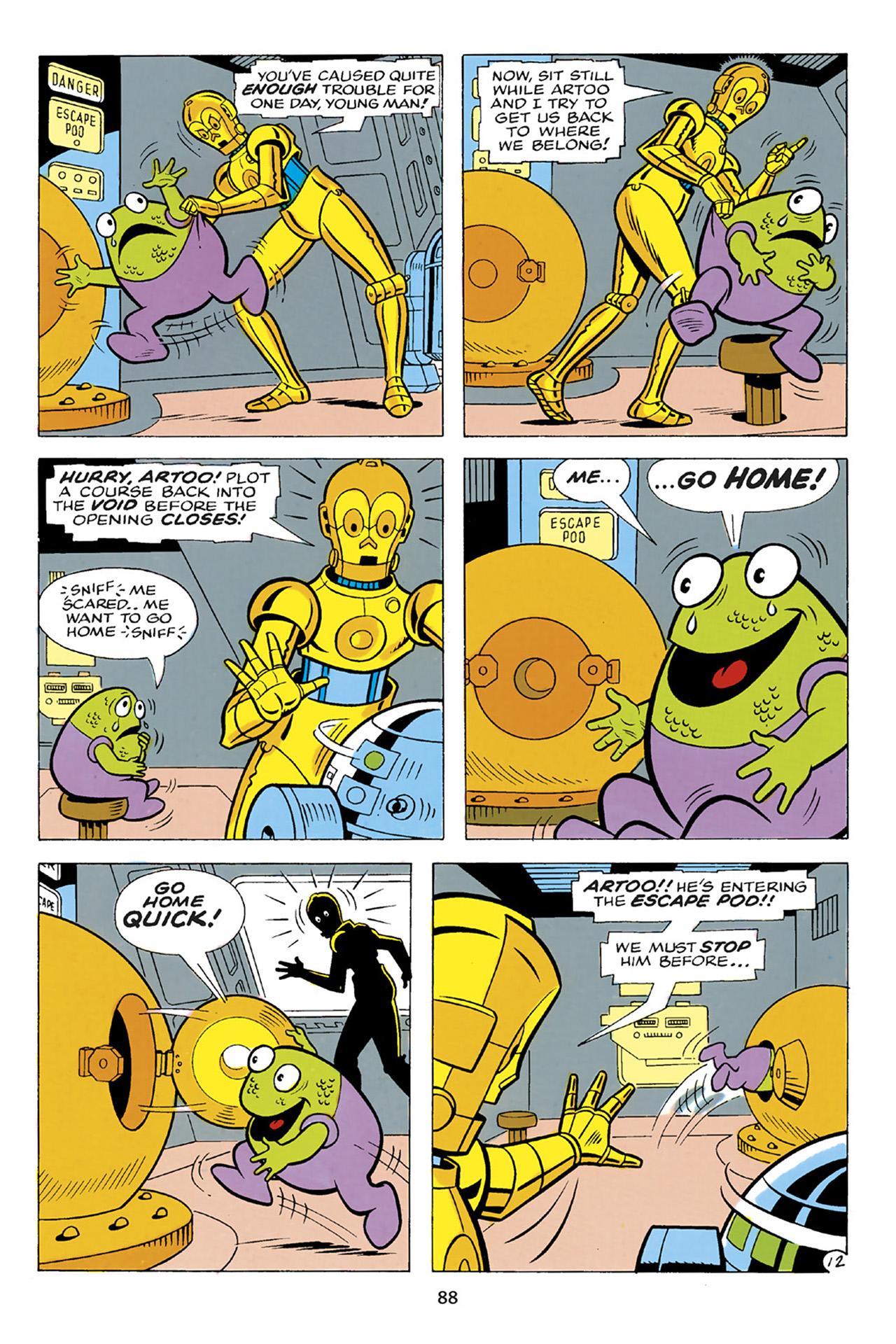 Read online Star Wars Omnibus comic -  Issue # Vol. 23 - 87