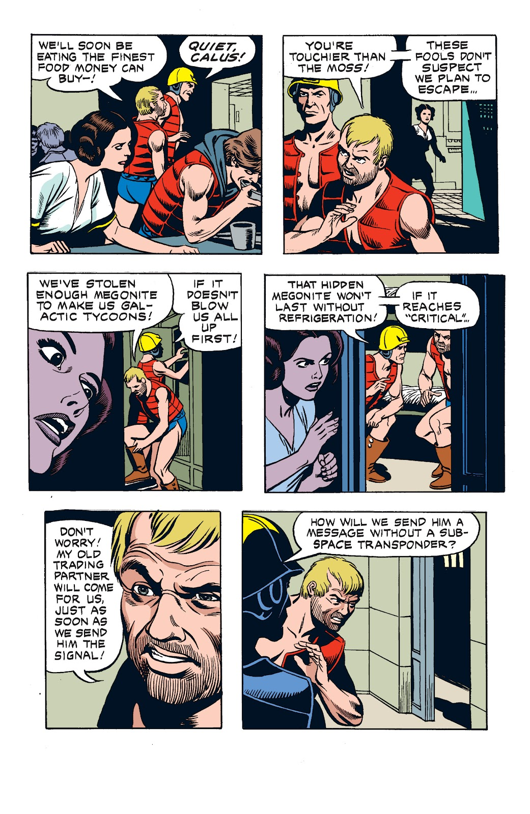Read online Star Wars Legends: The Newspaper Strips - Epic Collection comic -  Issue # TPB (Part 2) - 57