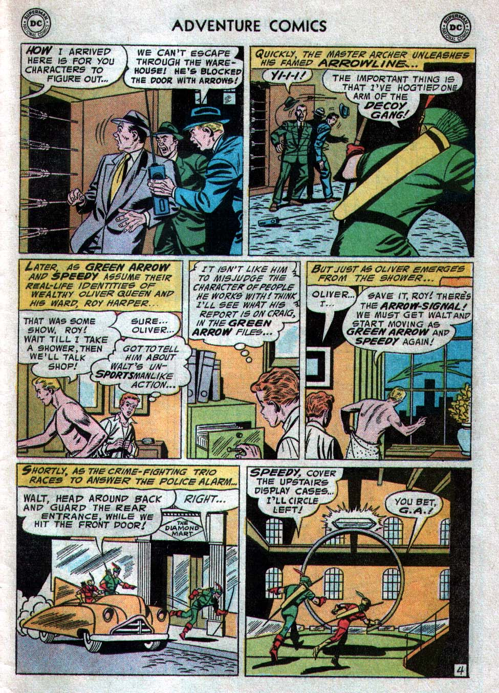 Read online Adventure Comics (1938) comic -  Issue #223 - 31