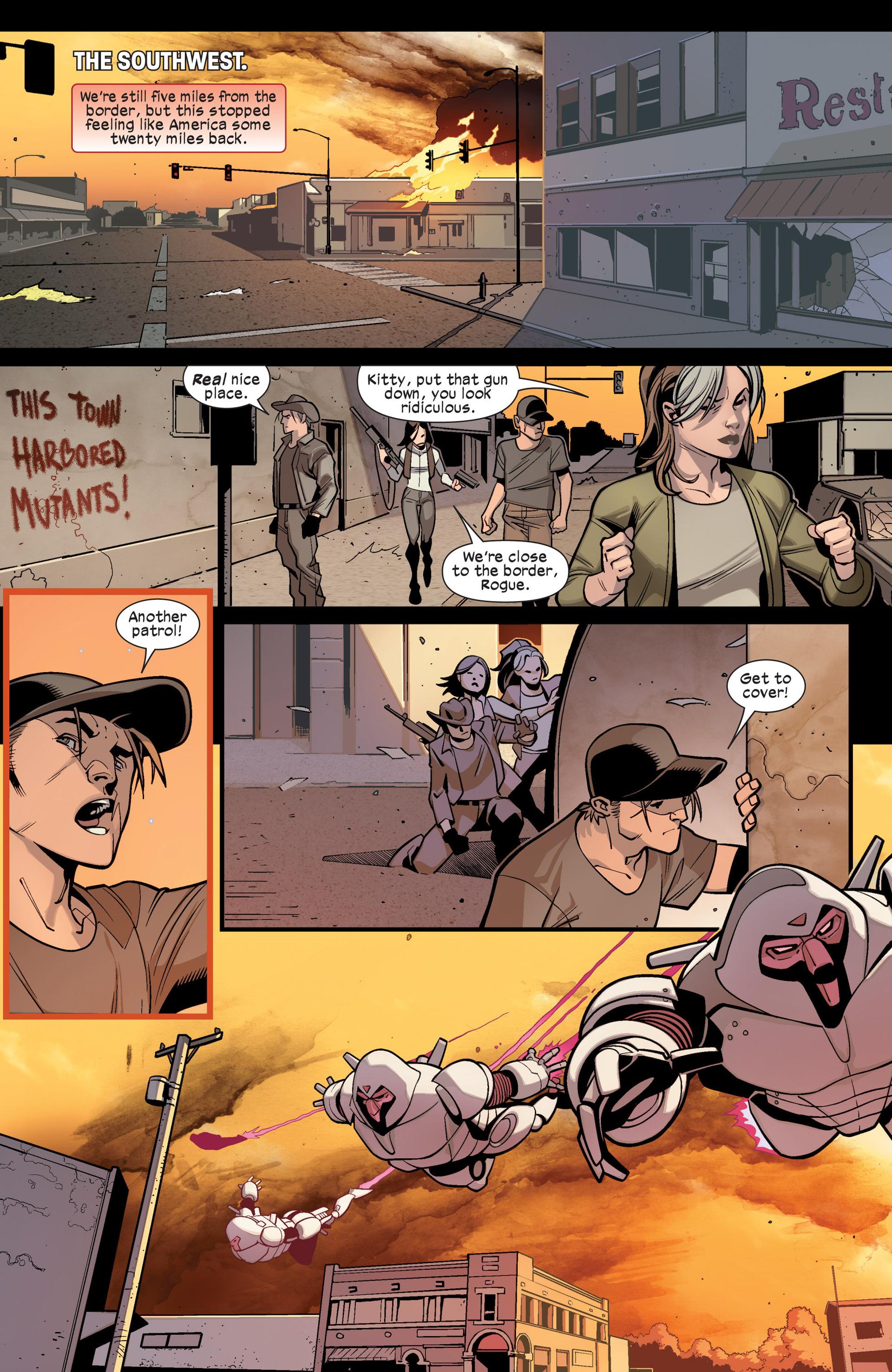 Read online Ultimate Comics X-Men comic -  Issue #15 - 19