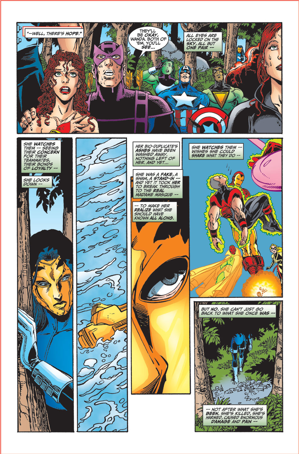Read online Avengers (1998) comic -  Issue #34 - 34