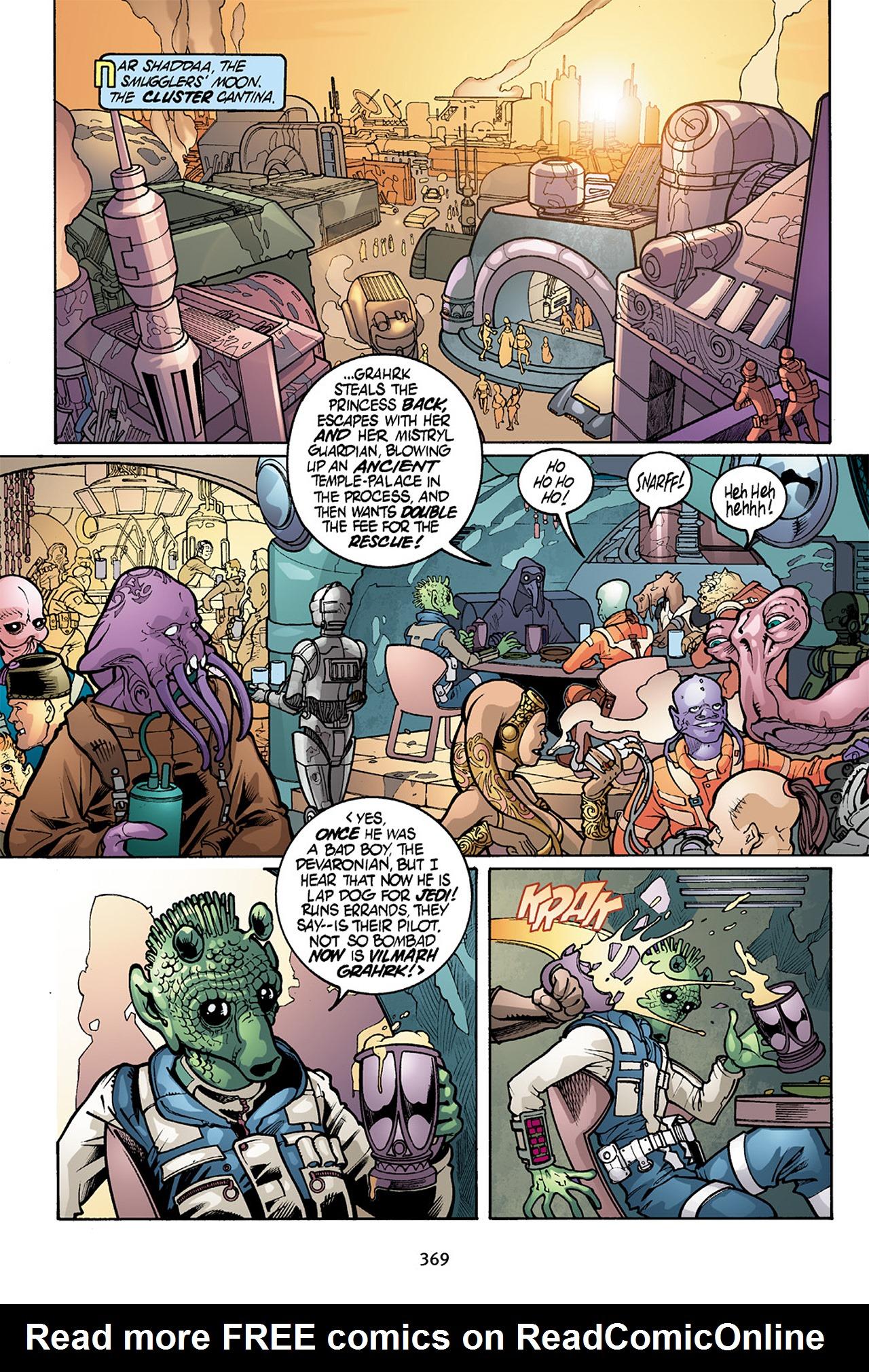 Read online Star Wars Omnibus comic -  Issue # Vol. 15.5 - 87