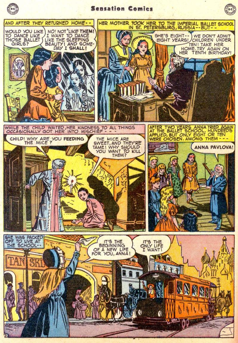Read online Sensation (Mystery) Comics comic -  Issue #85 - 35