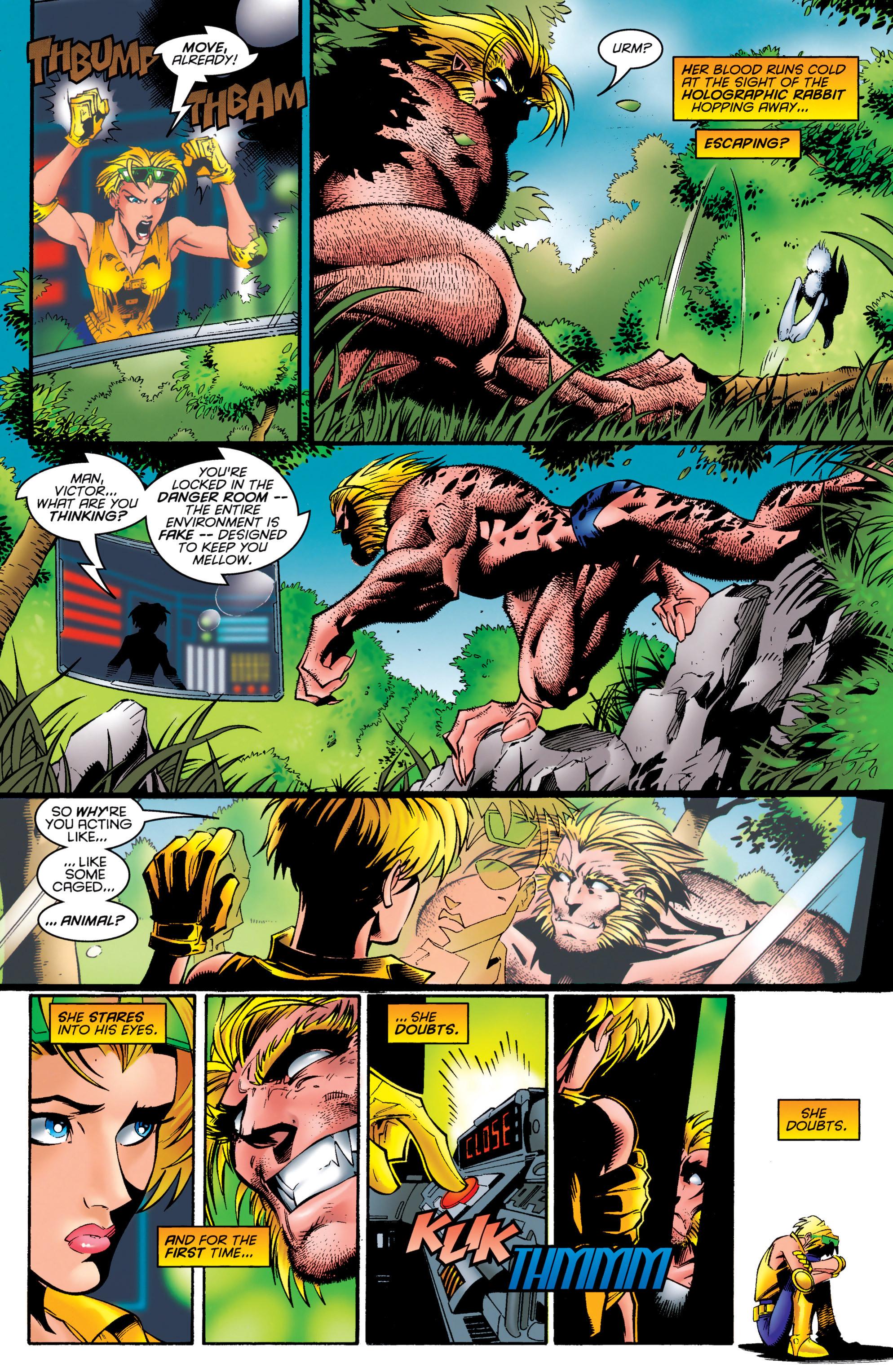 Read online Uncanny X-Men (1963) comic -  Issue #326 - 10