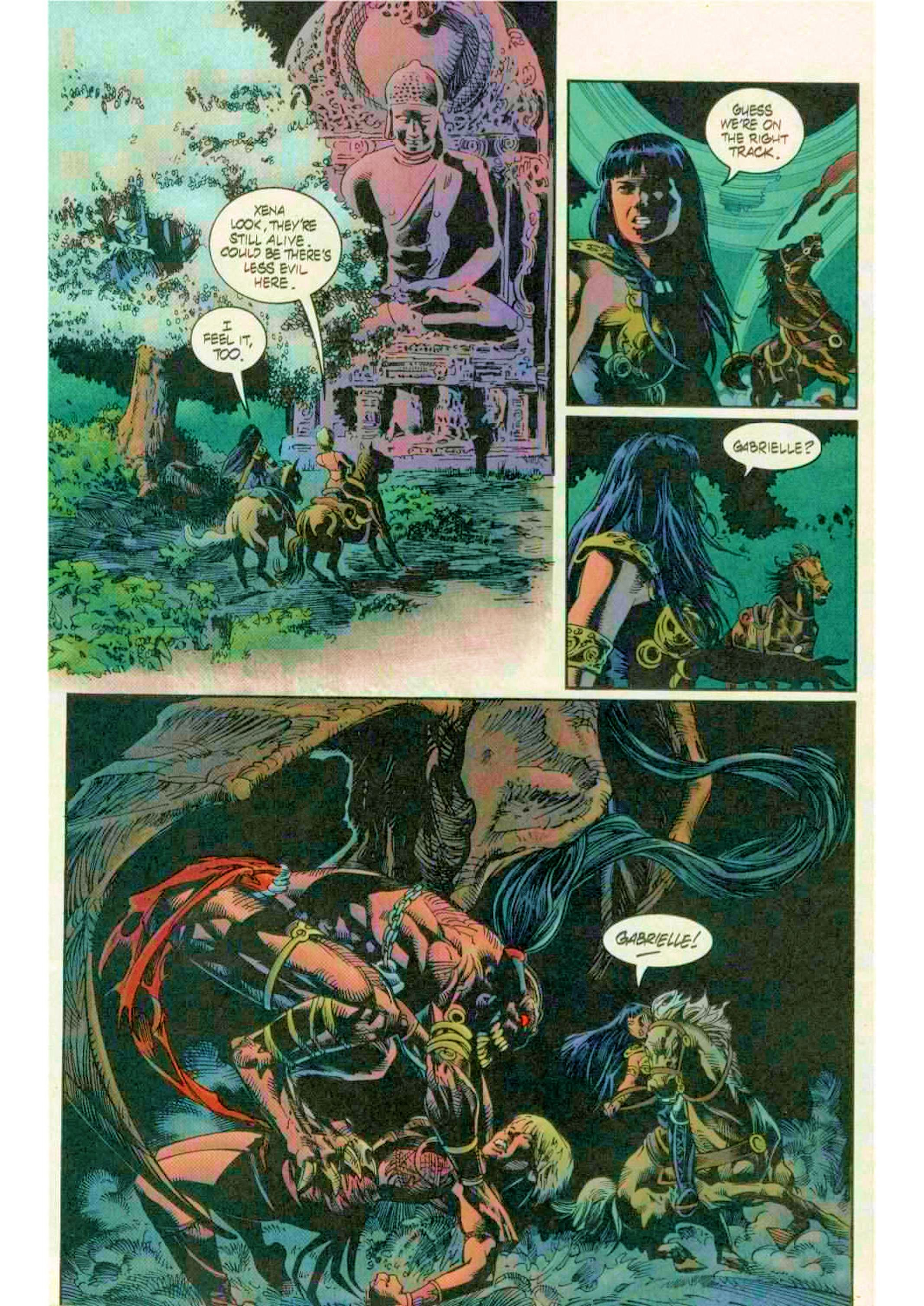 Read online Xena: Warrior Princess (1999) comic -  Issue #12 - 8