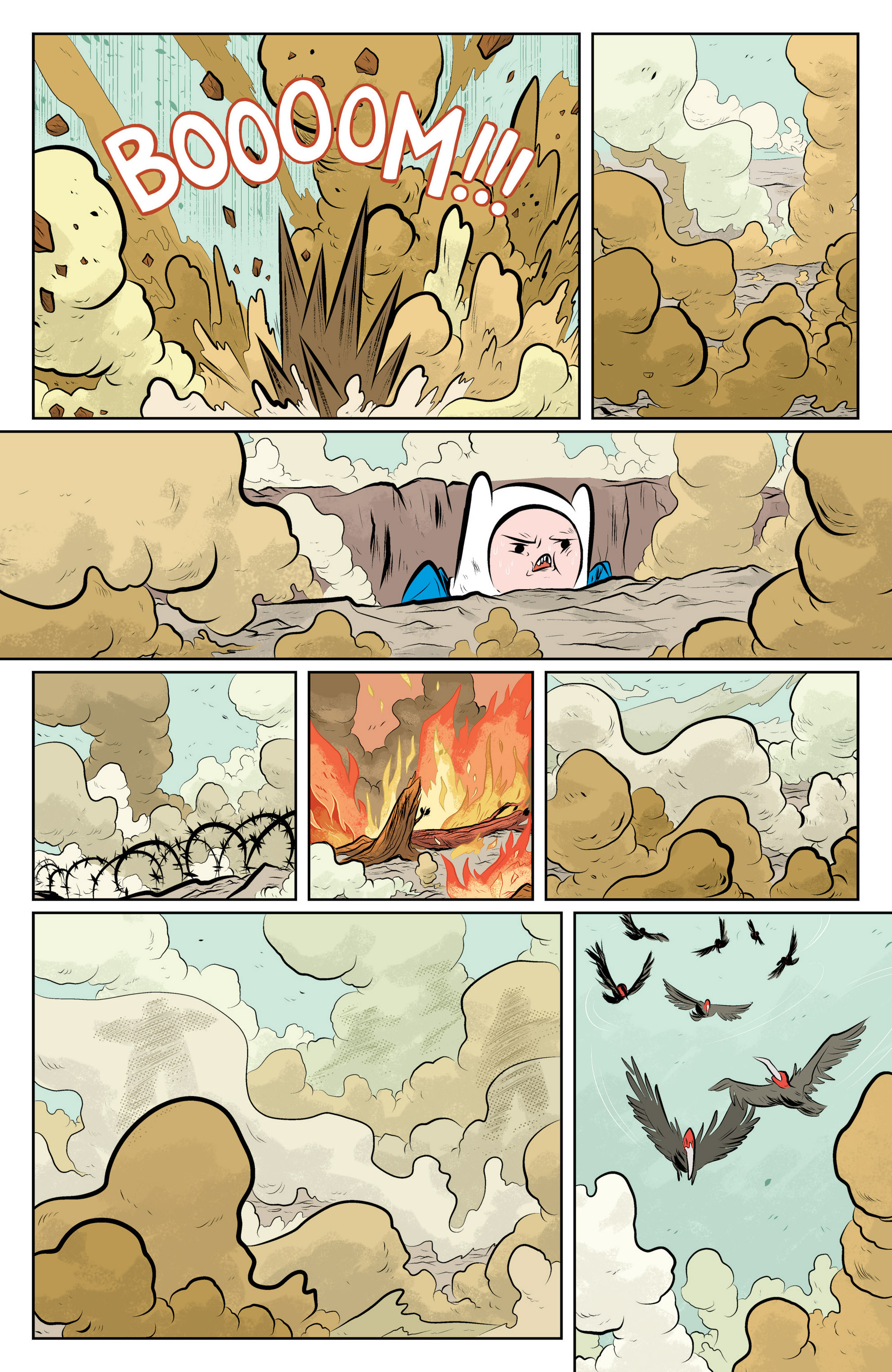Read online Adventure Time: The Flip Side comic -  Issue #4 - 6