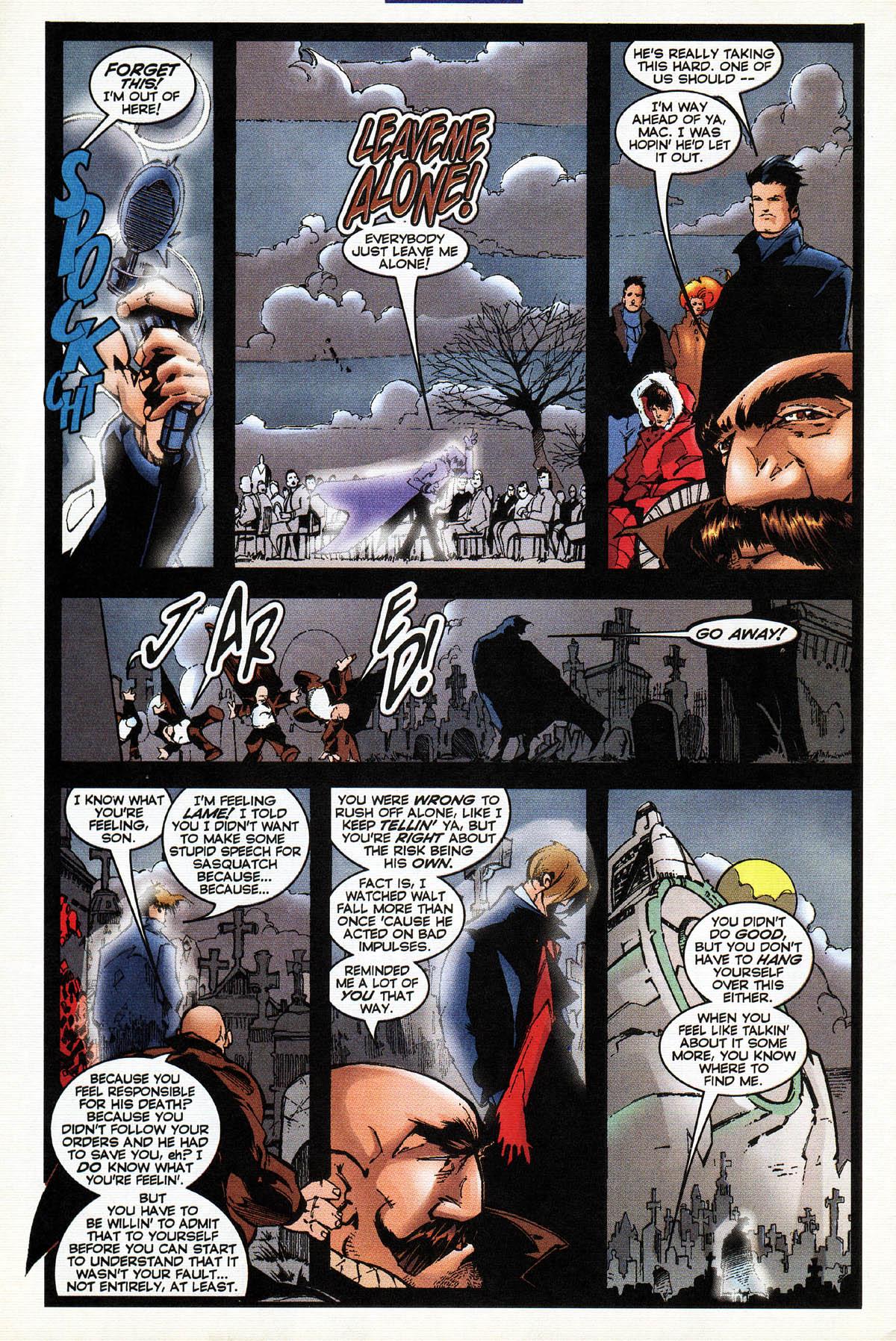 Read online Alpha Flight (1997) comic -  Issue #14 - 28