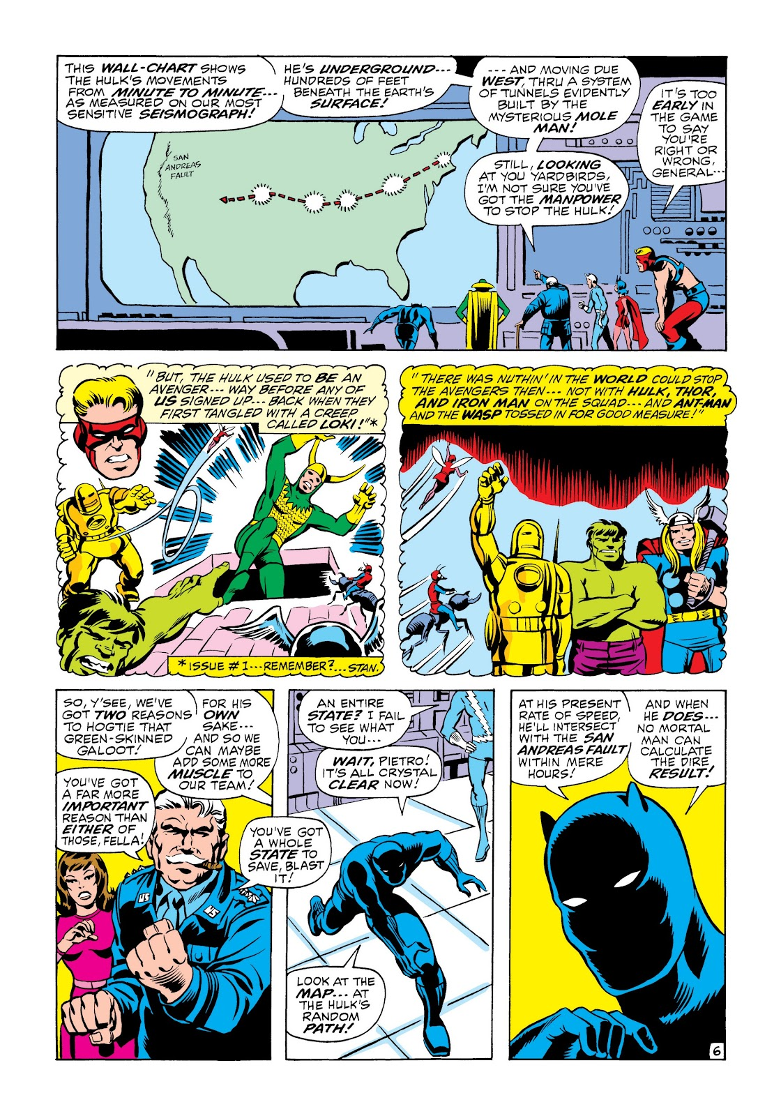 Read online Marvel Masterworks: The Incredible Hulk comic -  Issue # TPB 6 (Part 2) - 40