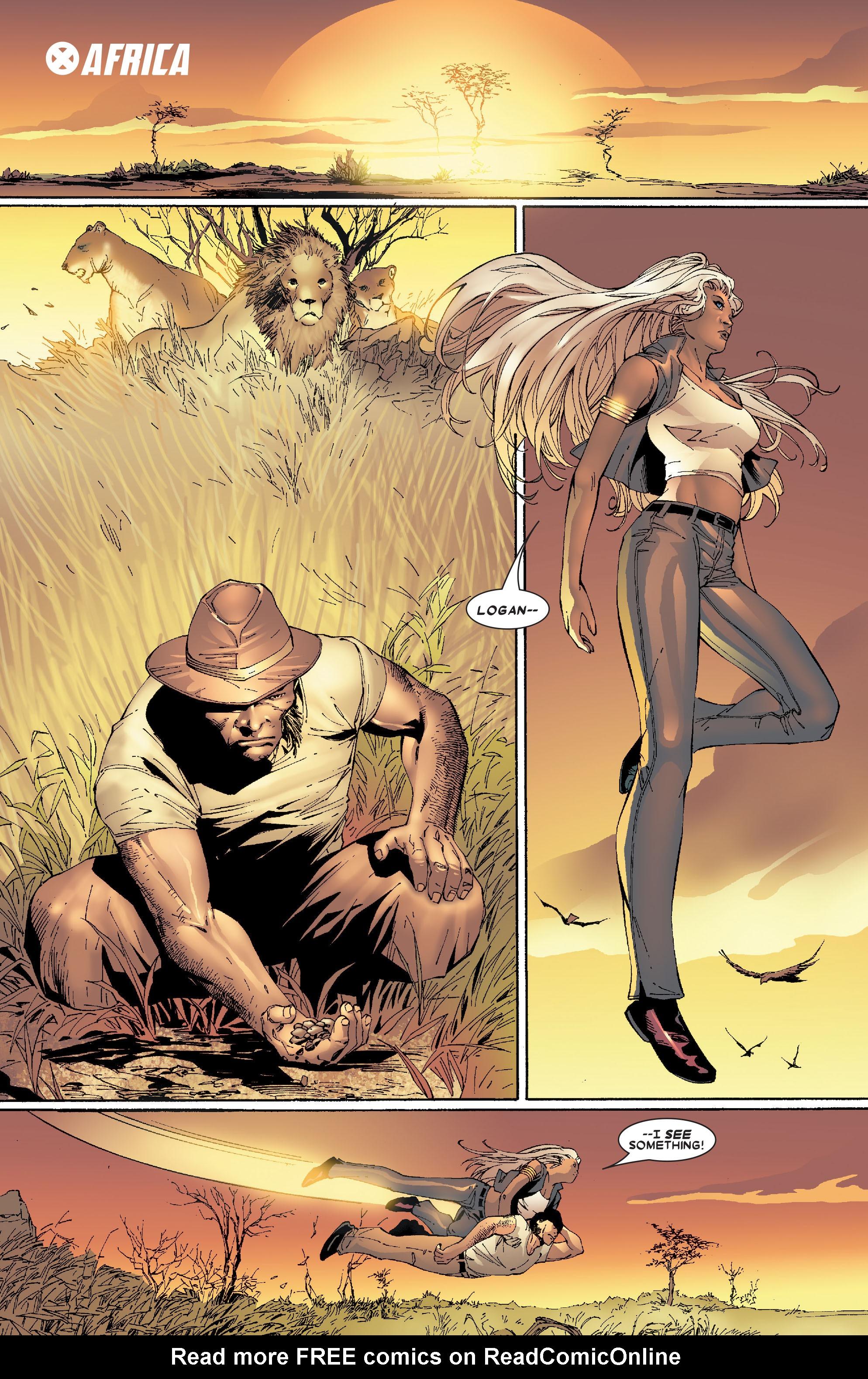 Read online Uncanny X-Men (1963) comic -  Issue #471 - 2