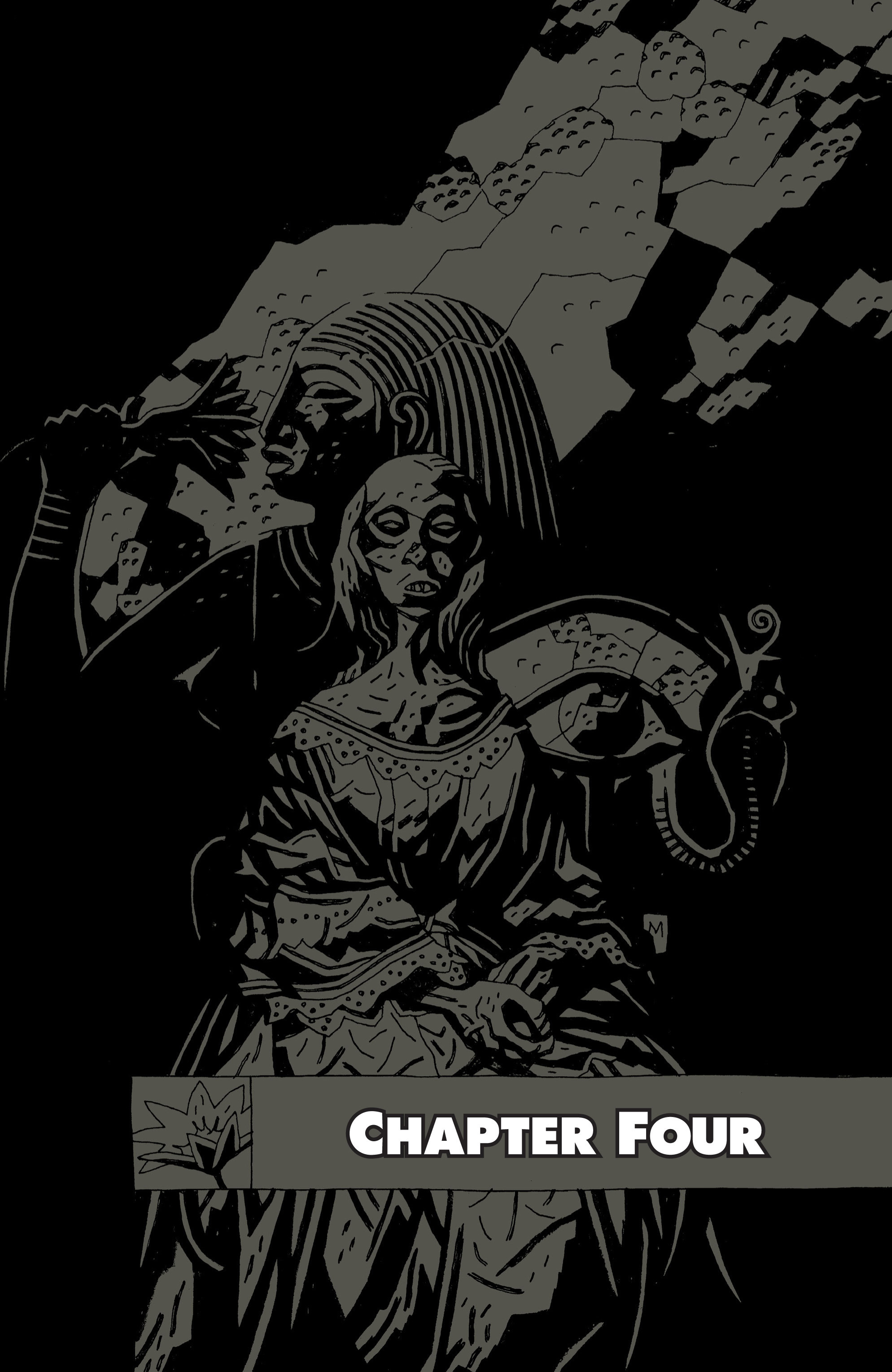 Read online B.P.R.D. (2003) comic -  Issue # TPB 7 - 84