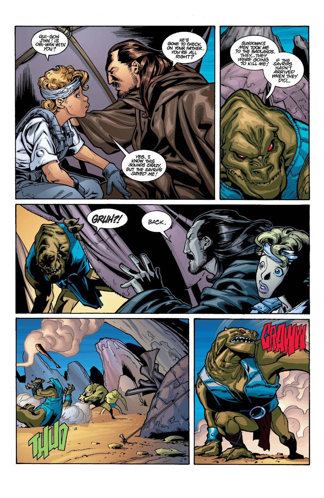 Read online Star Wars Legends: Rise of the Sith - Epic Collection comic -  Issue # TPB 1 (Part 4) - 26