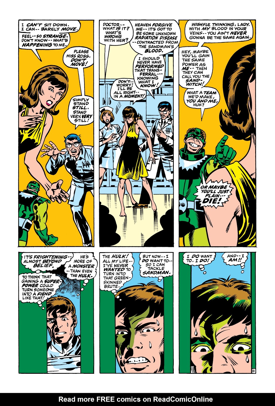 Read online Marvel Masterworks: The Incredible Hulk comic -  Issue # TPB 7 (Part 1) - 78