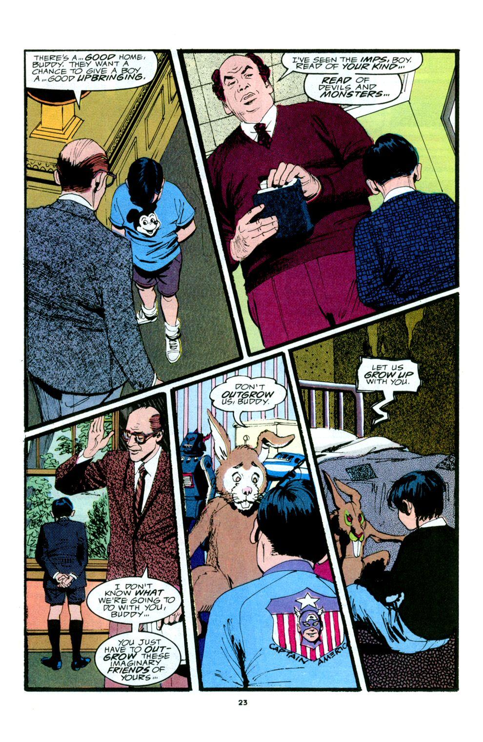 Read online Powerline comic -  Issue #5 - 25
