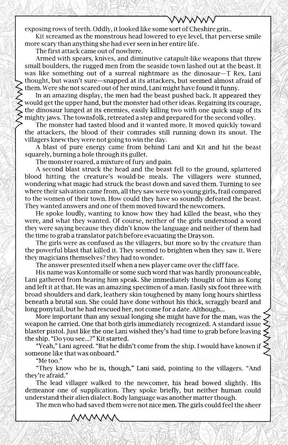 Read online Jungle Fantasy (2002) comic -  Issue #1 - 20