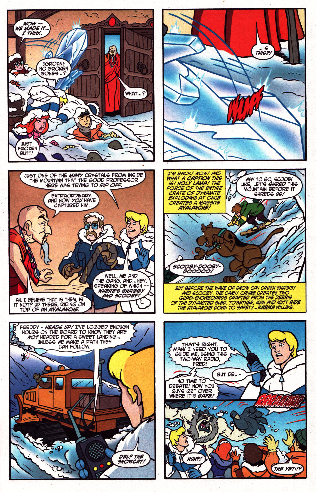 Read online Scooby-Doo (1997) comic -  Issue #124 - 19