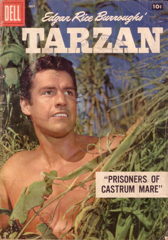 Tarzan (1948) issue 106 - Page 1