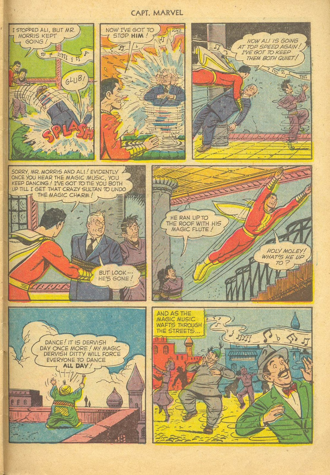 Captain Marvel Adventures issue 132 - Page 31