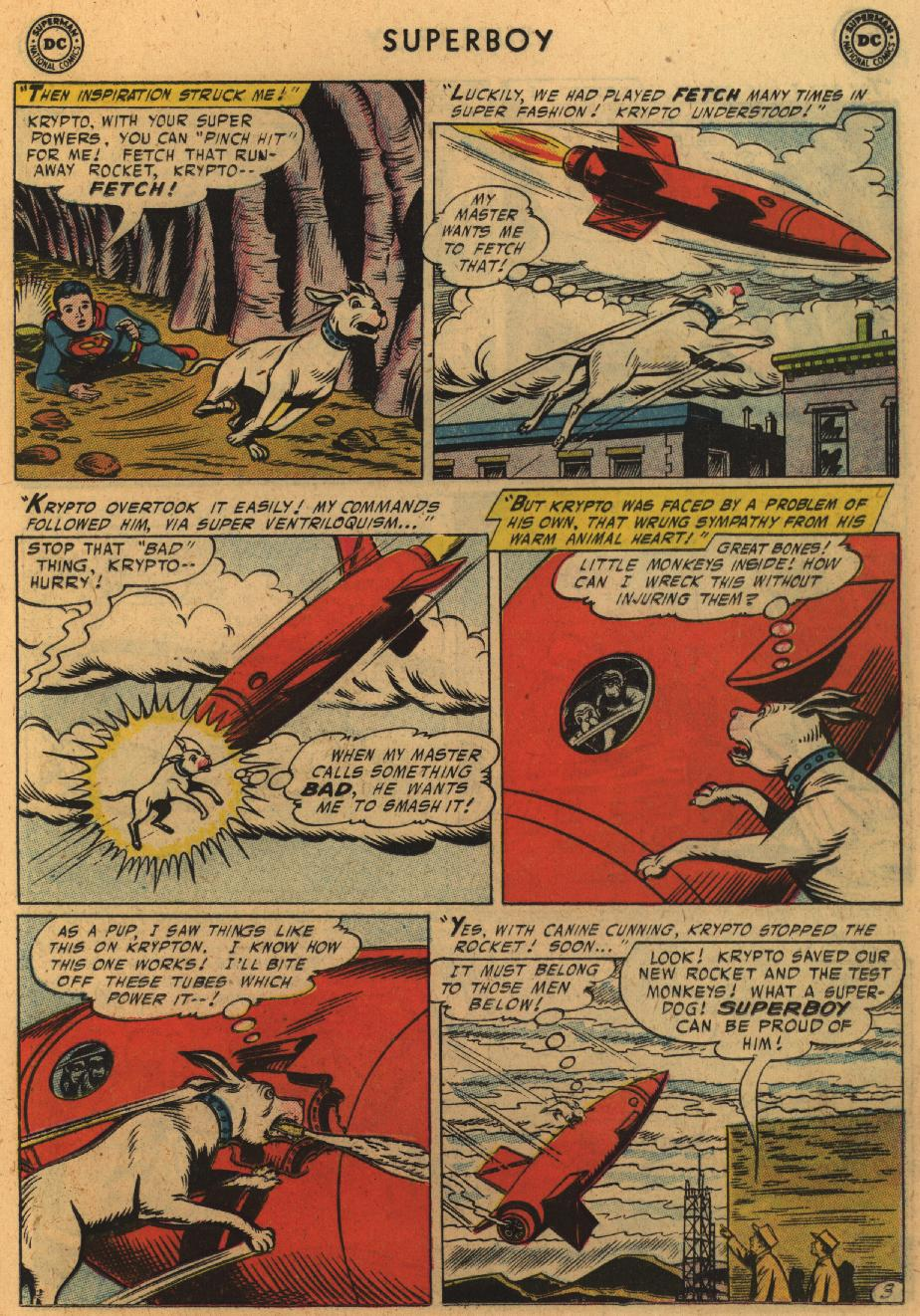 Superboy (1949) issue 51 - Page 13
