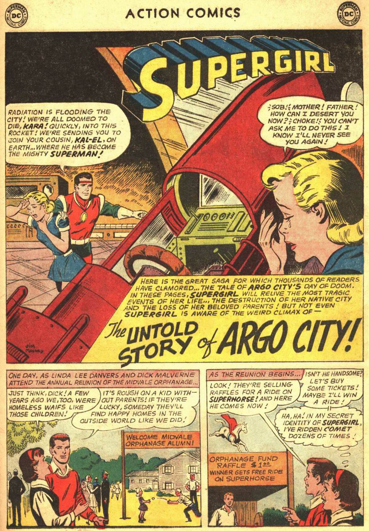 Read online Action Comics (1938) comic -  Issue #309 - 21