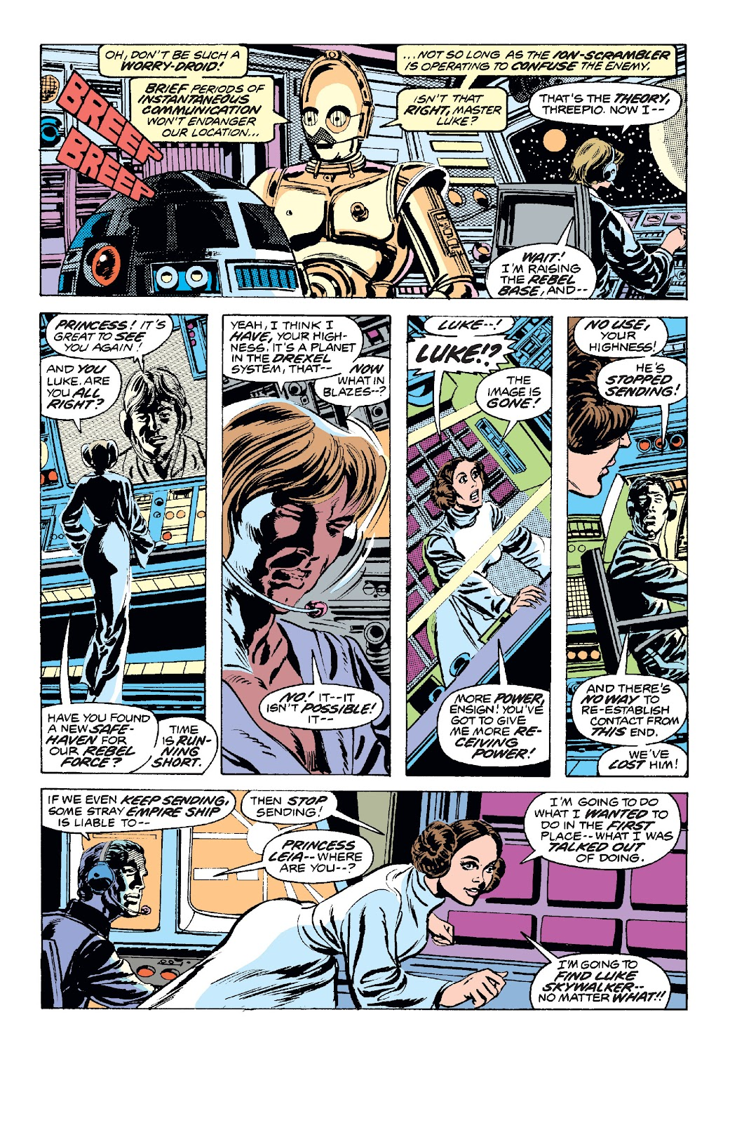 Read online Star Wars Legends: The Original Marvel Years - Epic Collection comic -  Issue # TPB 1 (Part 2) - 62