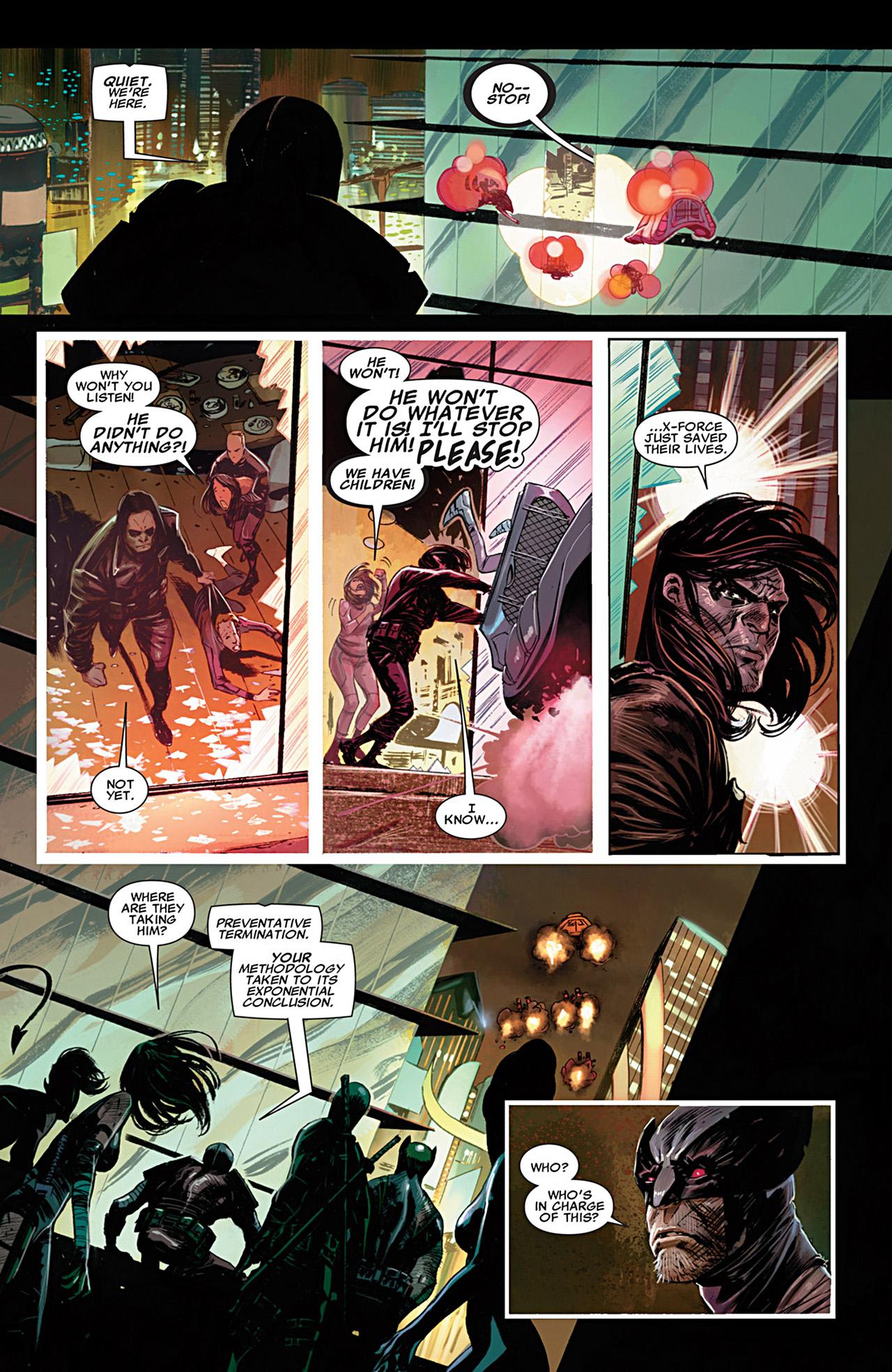 Uncanny X-Force (2010) #28 #30 - English 13