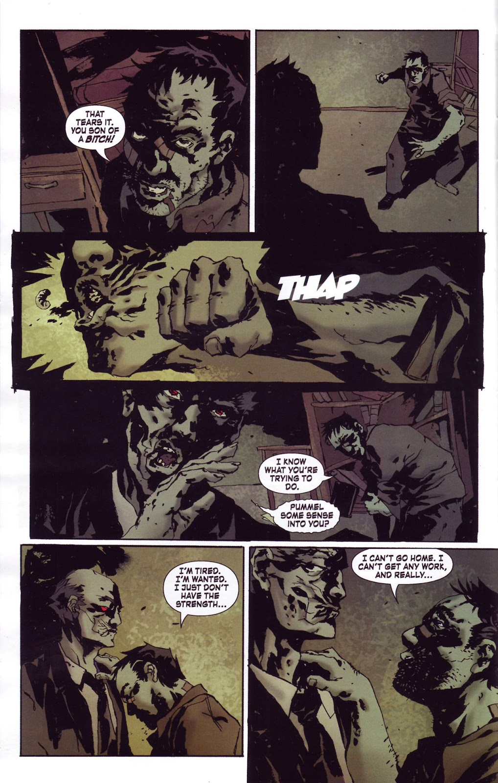 Criminal Macabre: My Demon Baby issue 1 - Page 10
