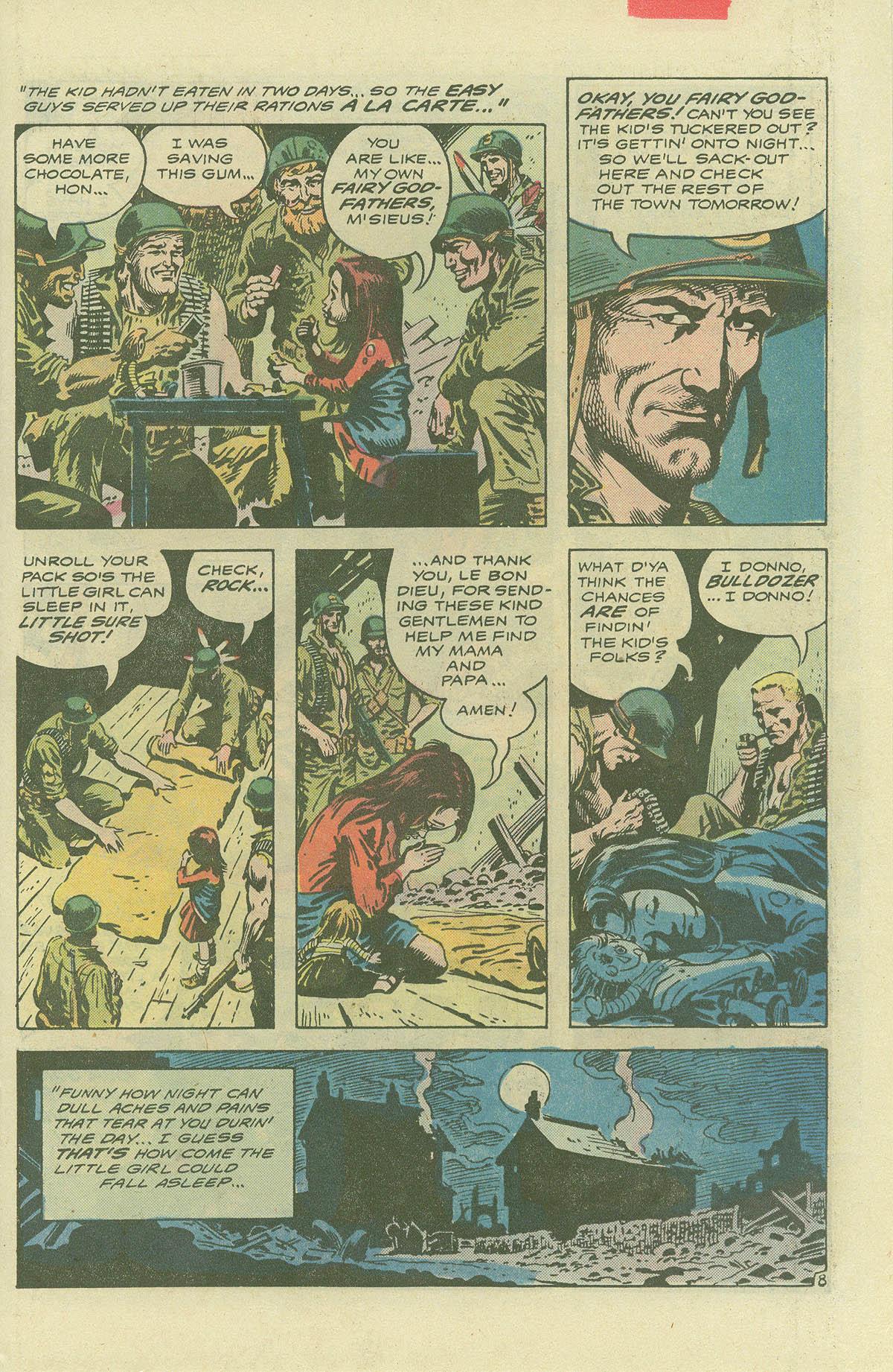 Read online Sgt. Rock comic -  Issue #396 - 10