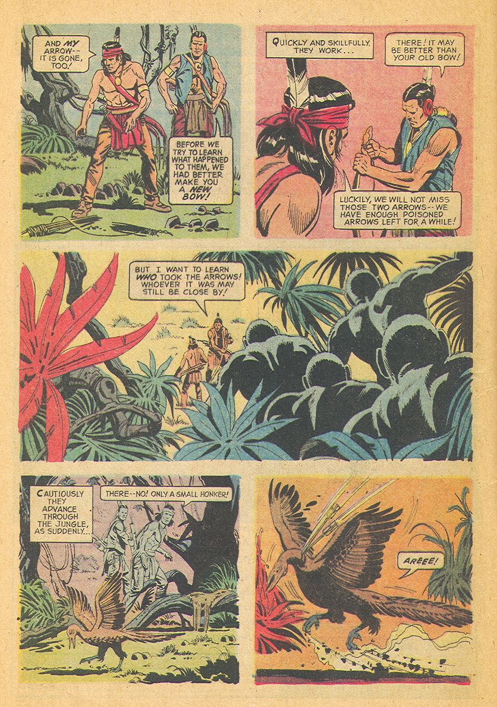 Read online Turok, Son of Stone comic -  Issue #77 - 8