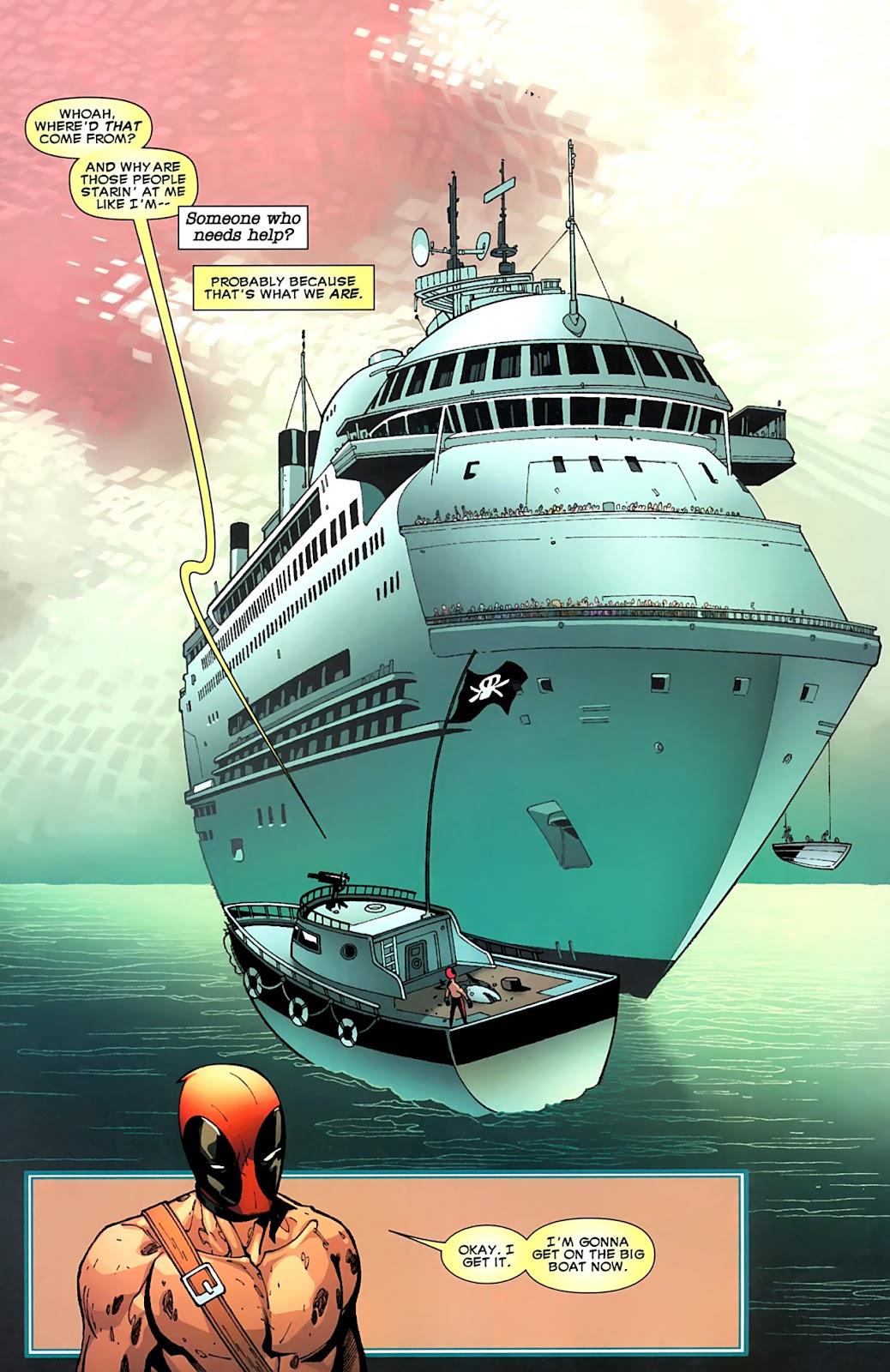 Read online Deadpool (2008) comic -  Issue #15 - 13