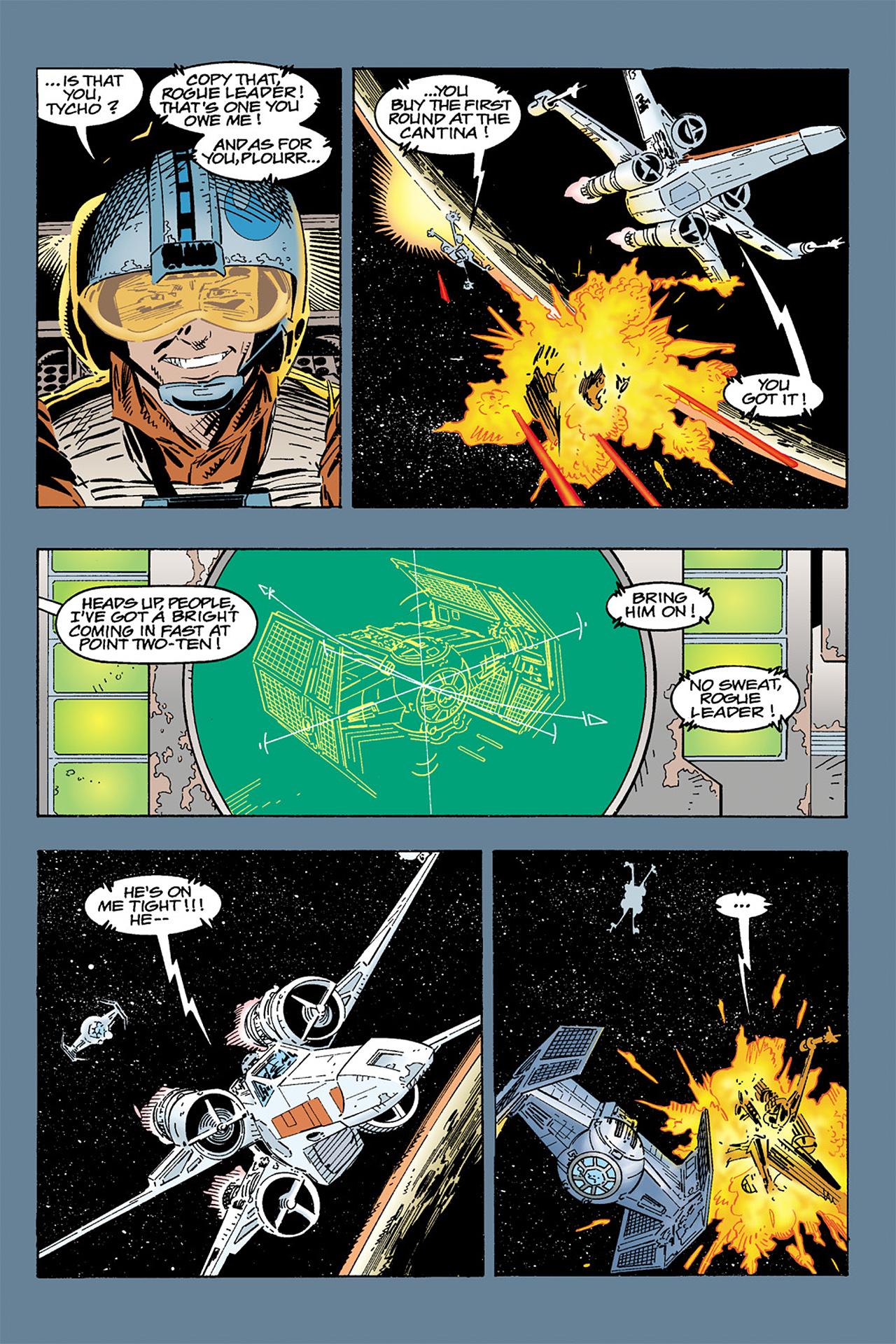 Read online Star Wars Omnibus comic -  Issue # Vol. 2 - 126
