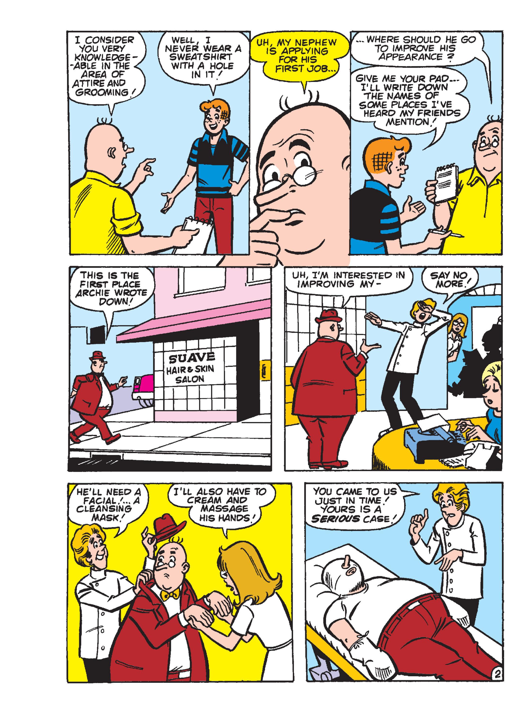 Read online Archie 1000 Page Comics Blowout! comic -  Issue # TPB (Part 1) - 85