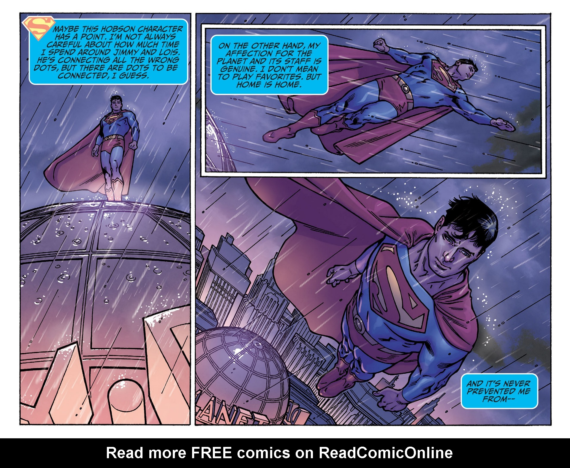 Read online Adventures of Superman [I] comic -  Issue #38 - 13