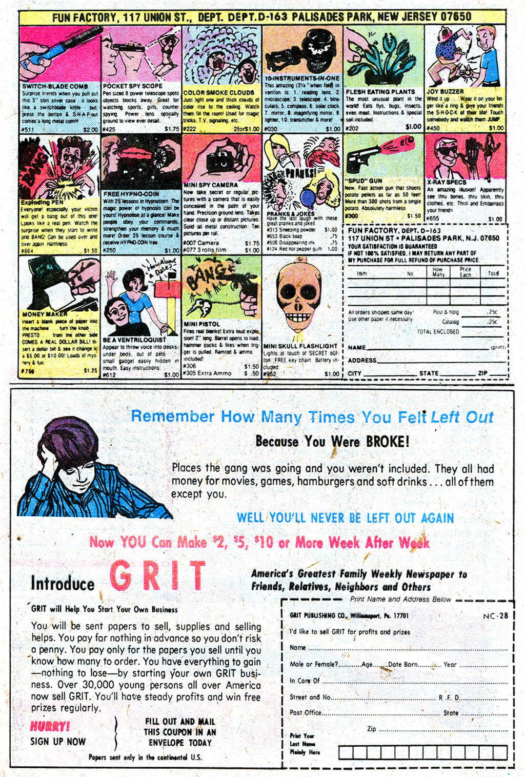 Read online Secrets of Haunted House comic -  Issue #10 - 8