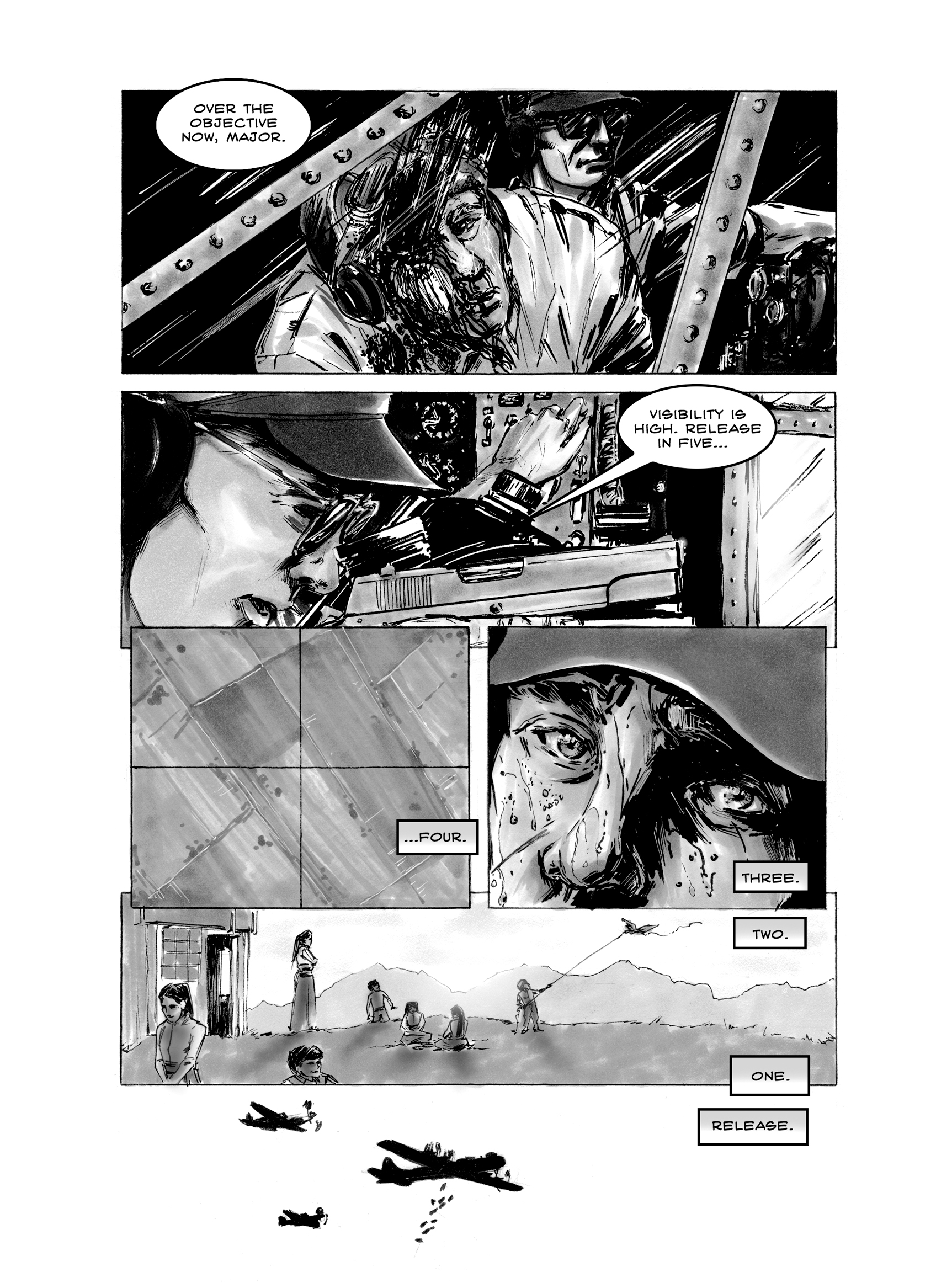Read online FUBAR comic -  Issue #2 - 13