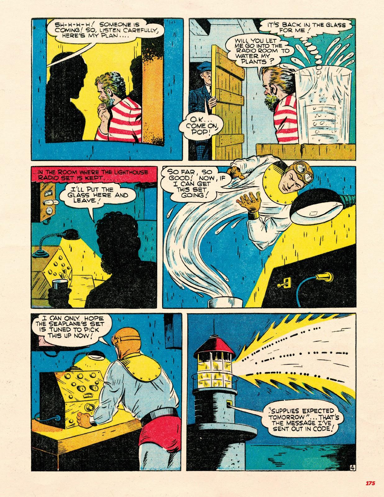 Read online Super Weird Heroes comic -  Issue # TPB 1 (Part 2) - 75