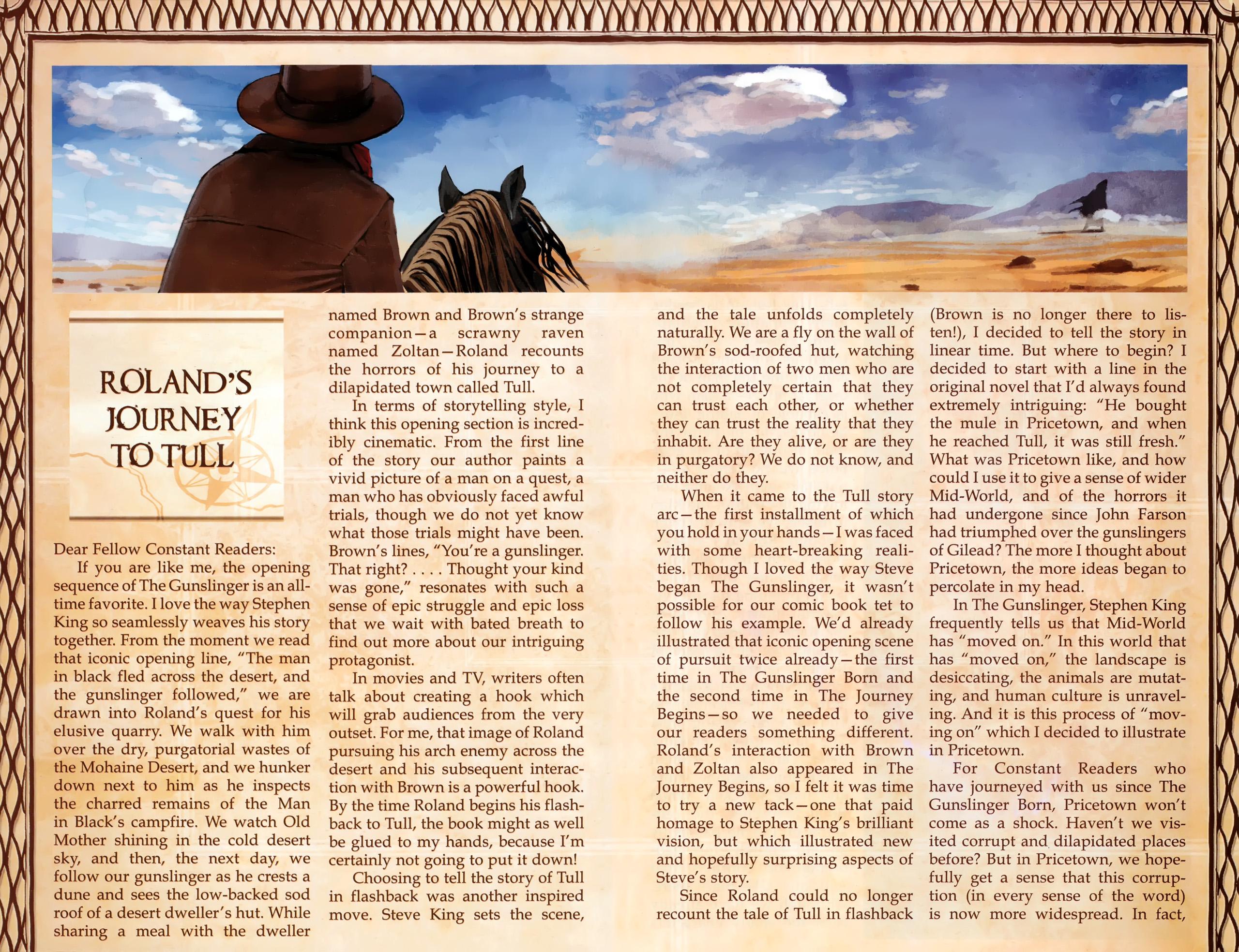 Read online Dark Tower: The Gunslinger - The Battle of Tull comic -  Issue #1 - 26