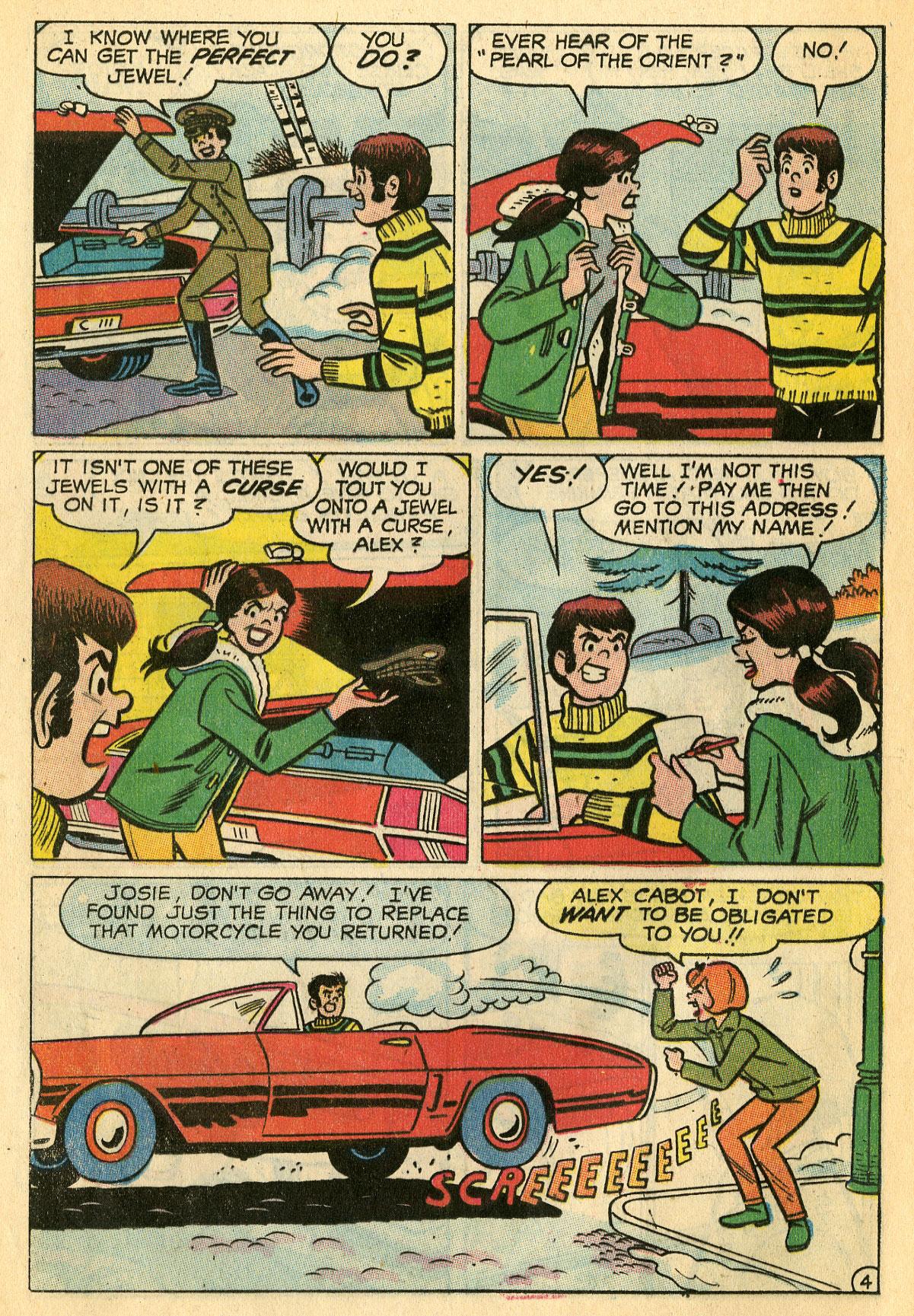 Read online She's Josie comic -  Issue #39 - 16