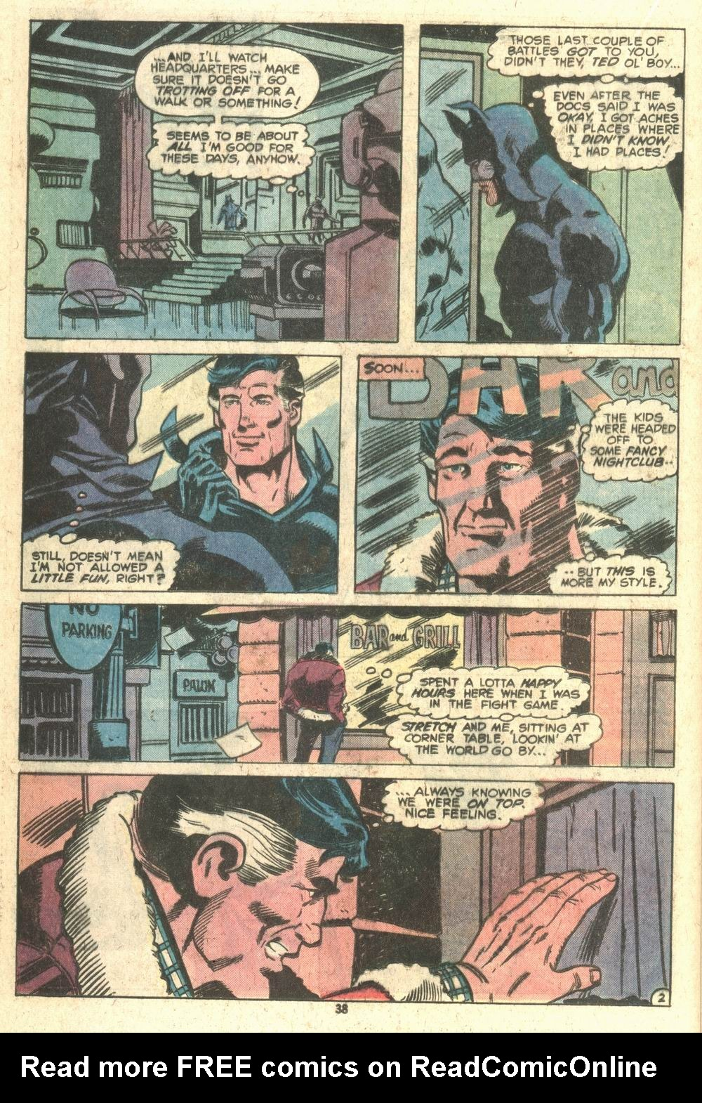 Read online Adventure Comics (1938) comic -  Issue #464 - 38