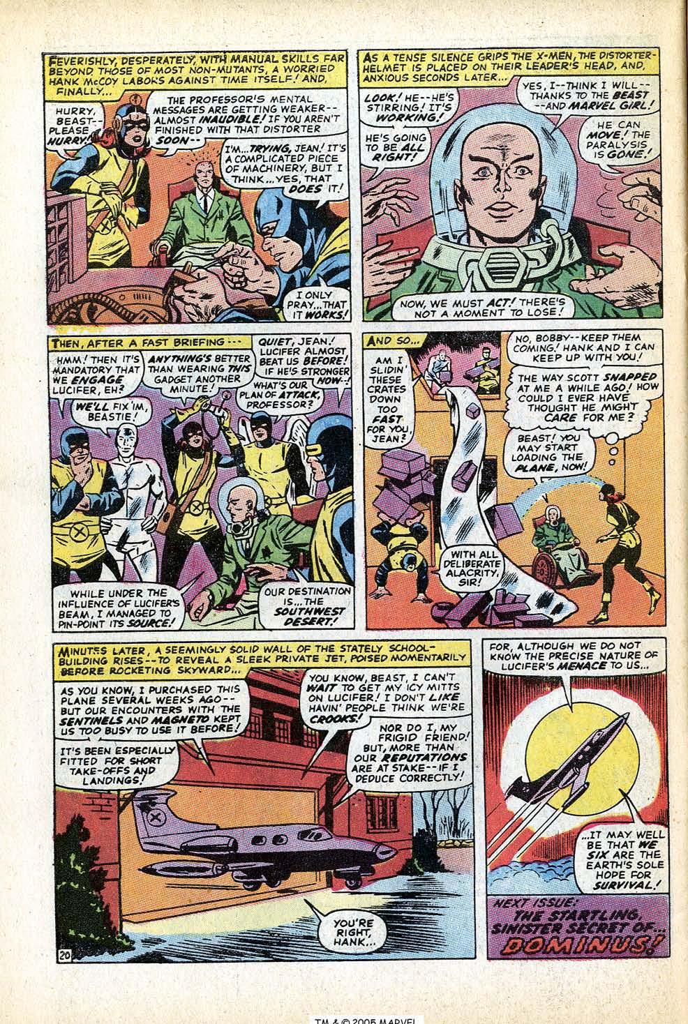 Uncanny X-Men (1963) issue 71 - Page 30