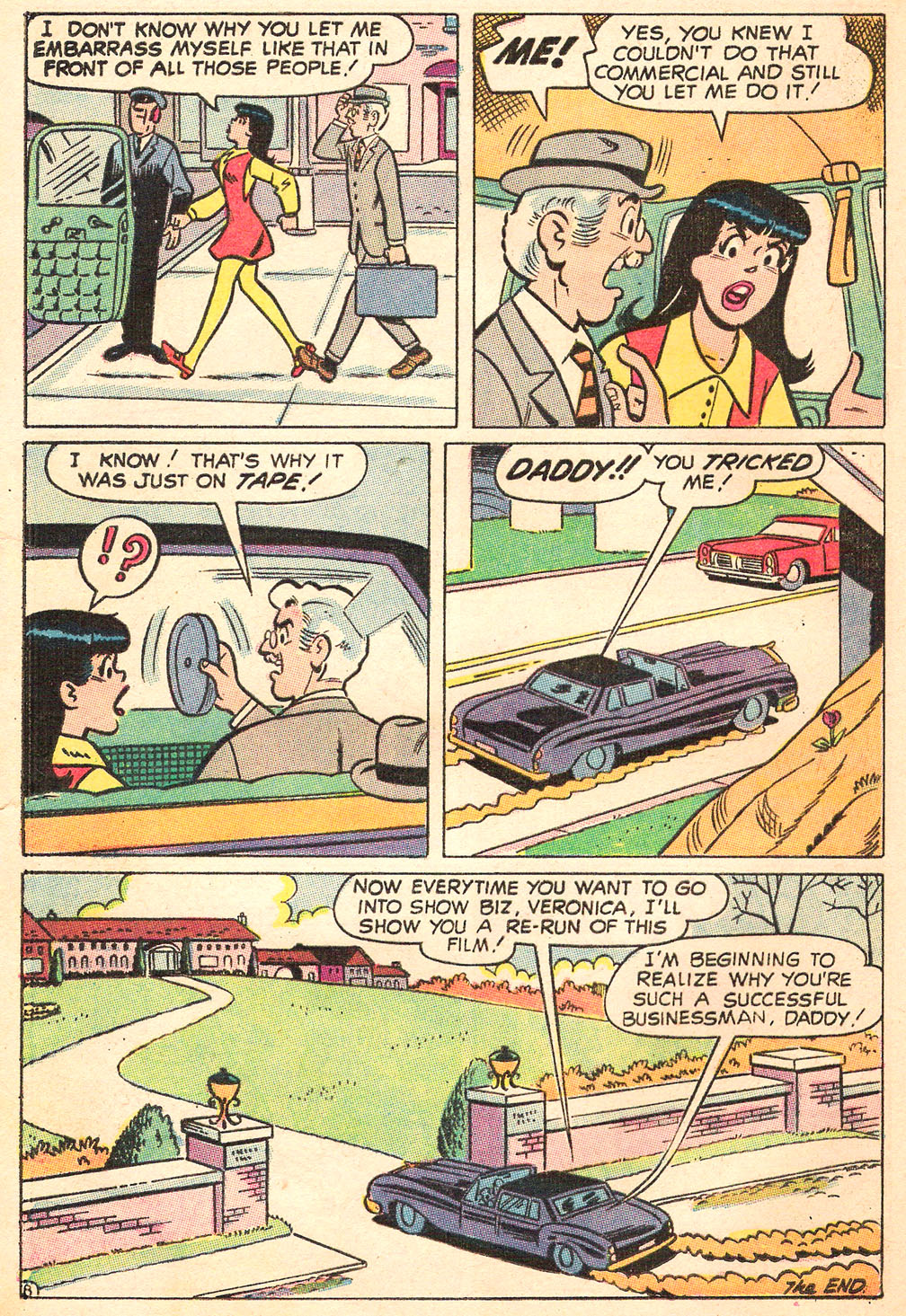 Read online Archie's Girls Betty and Veronica comic -  Issue #169 - 20