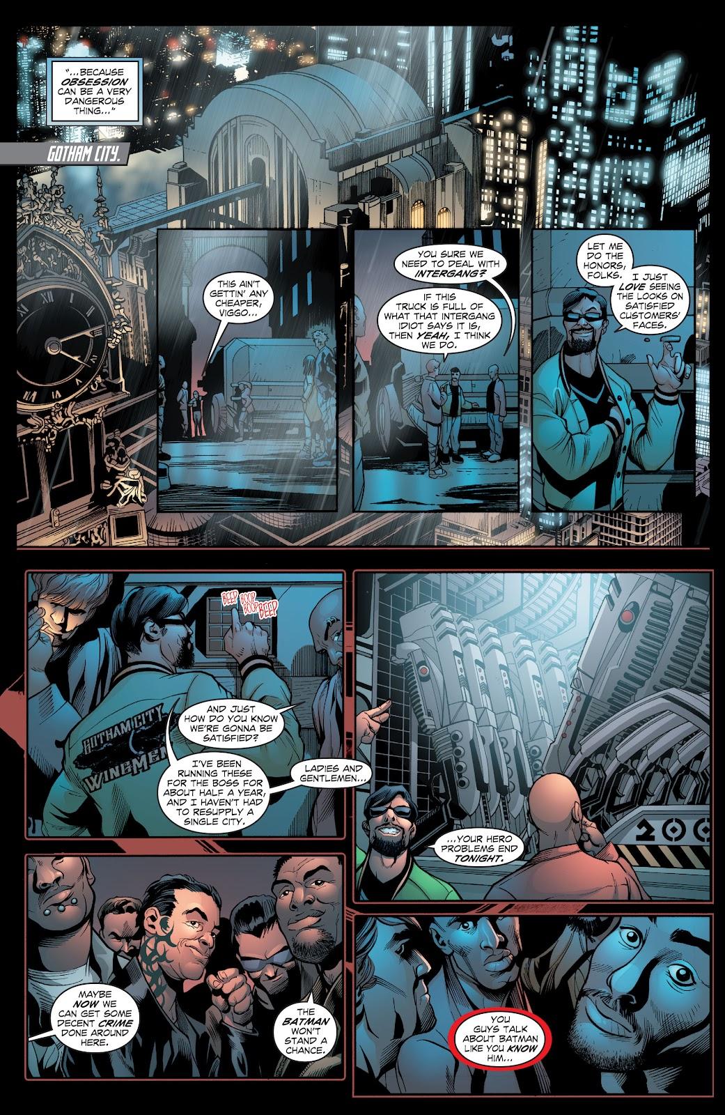 Read online Smallville Season 11 [II] comic -  Issue # TPB 2 - 10